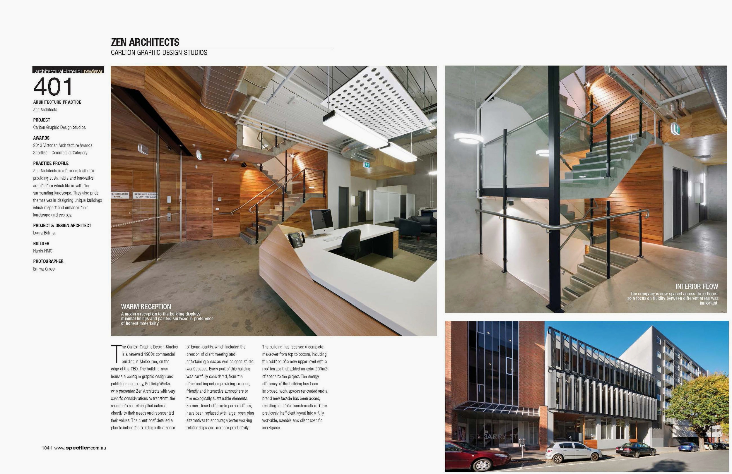 2013_Specifier Magazine_Carlton Graphic Design Studio_Front Cover.jpg