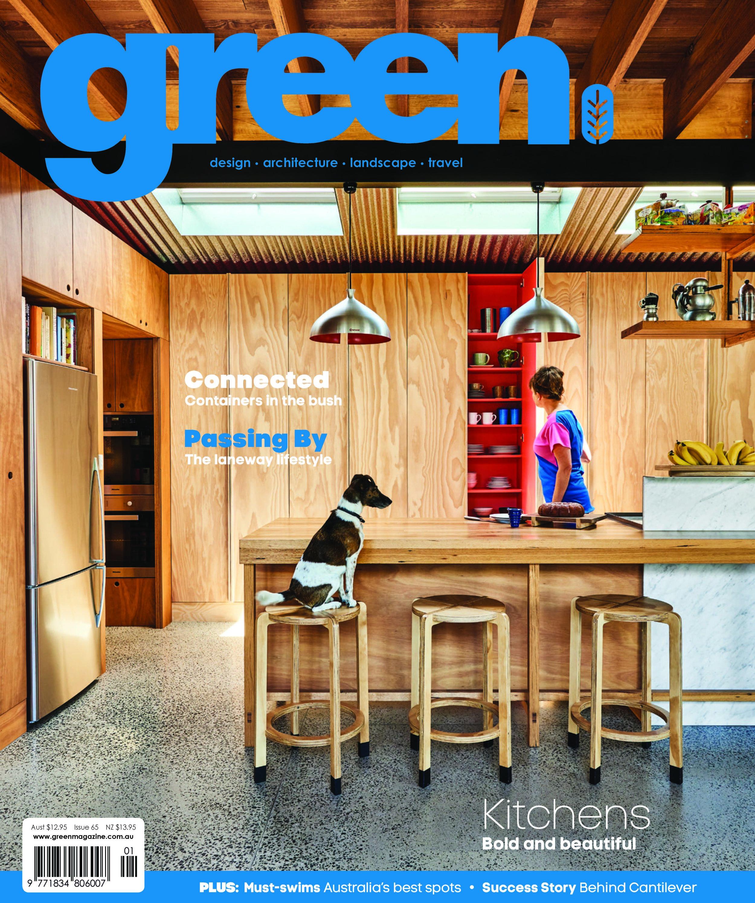 2018 - Green Magazine
