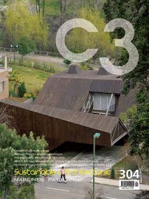 2009_C3 Sustainable & Architectonic_North Carlton Green House_Cover.jpg