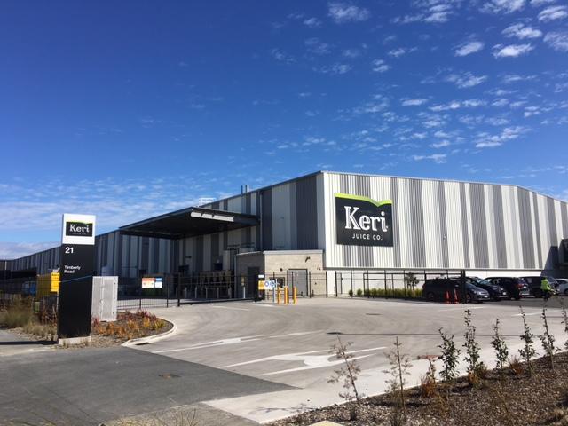 Kerri Juice, Timberly Rd - Arrow International (NZ)