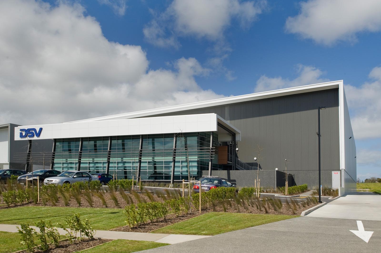 DSV   (Auckland Airport)