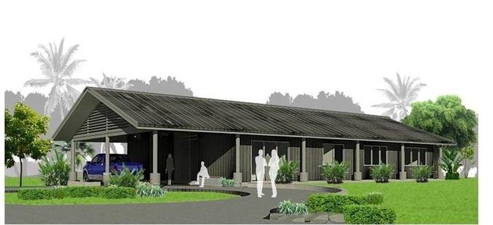 New Zealand High Commission Buildin g    (Arrow International NZ Ltd)