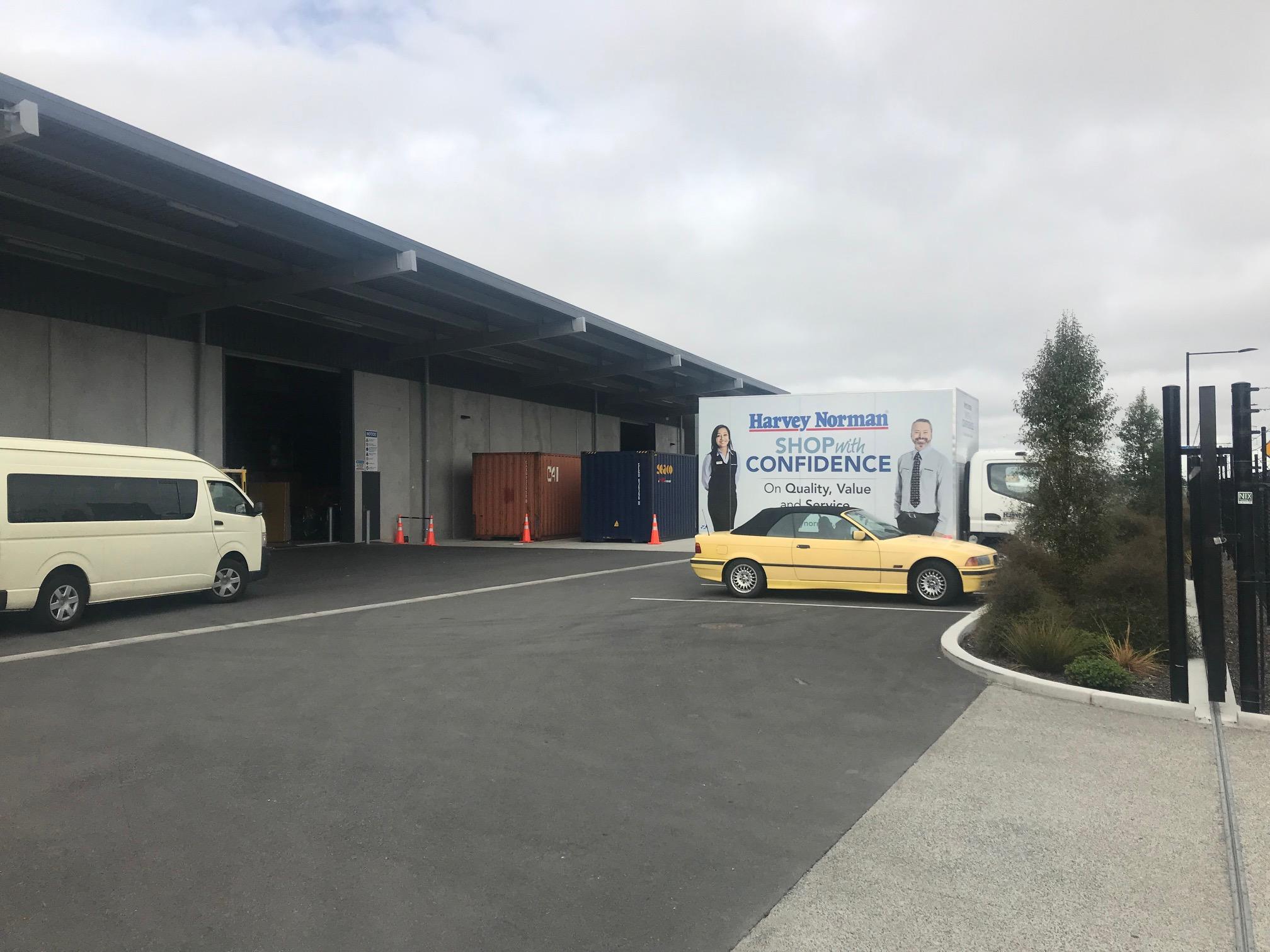 Harvey Norman Waterloo, Christchurch   (Harvey Norman Holding Pty Ltd)