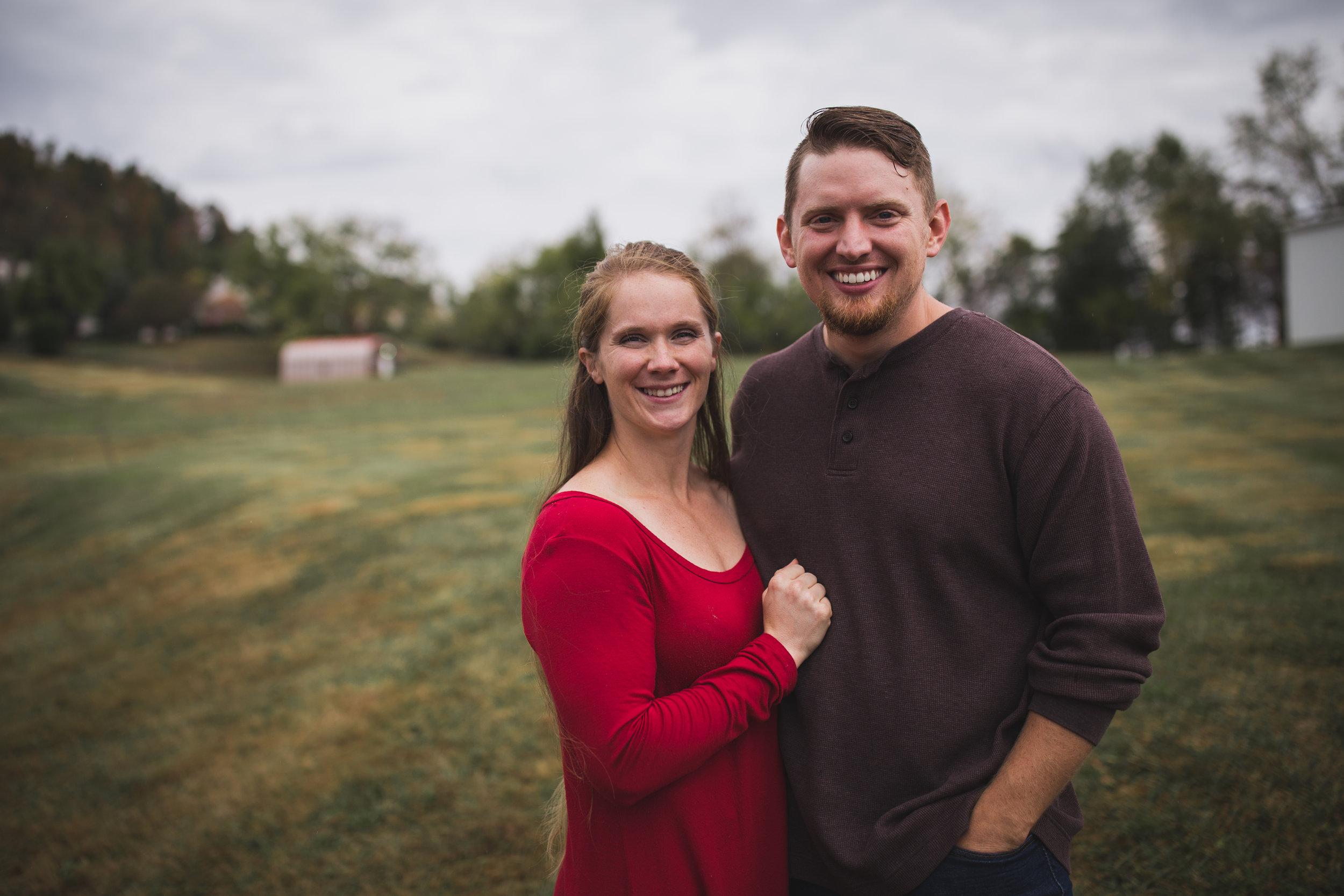 Justin + Melody Honaker  Lead Pastors  justin@lcfchurch.us