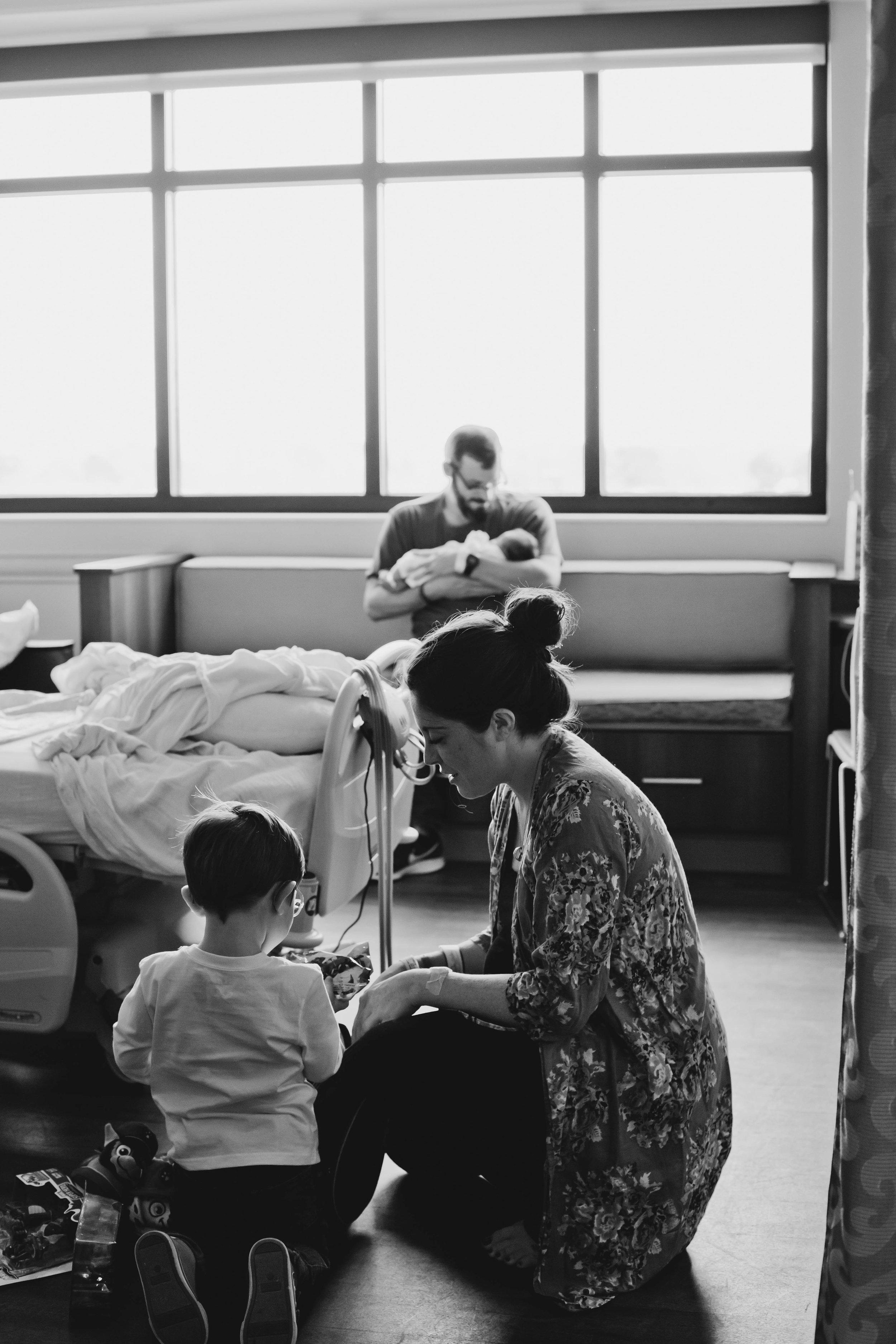 Fresh 48 Session at Thomas Hospital in Fairhope, Alabama