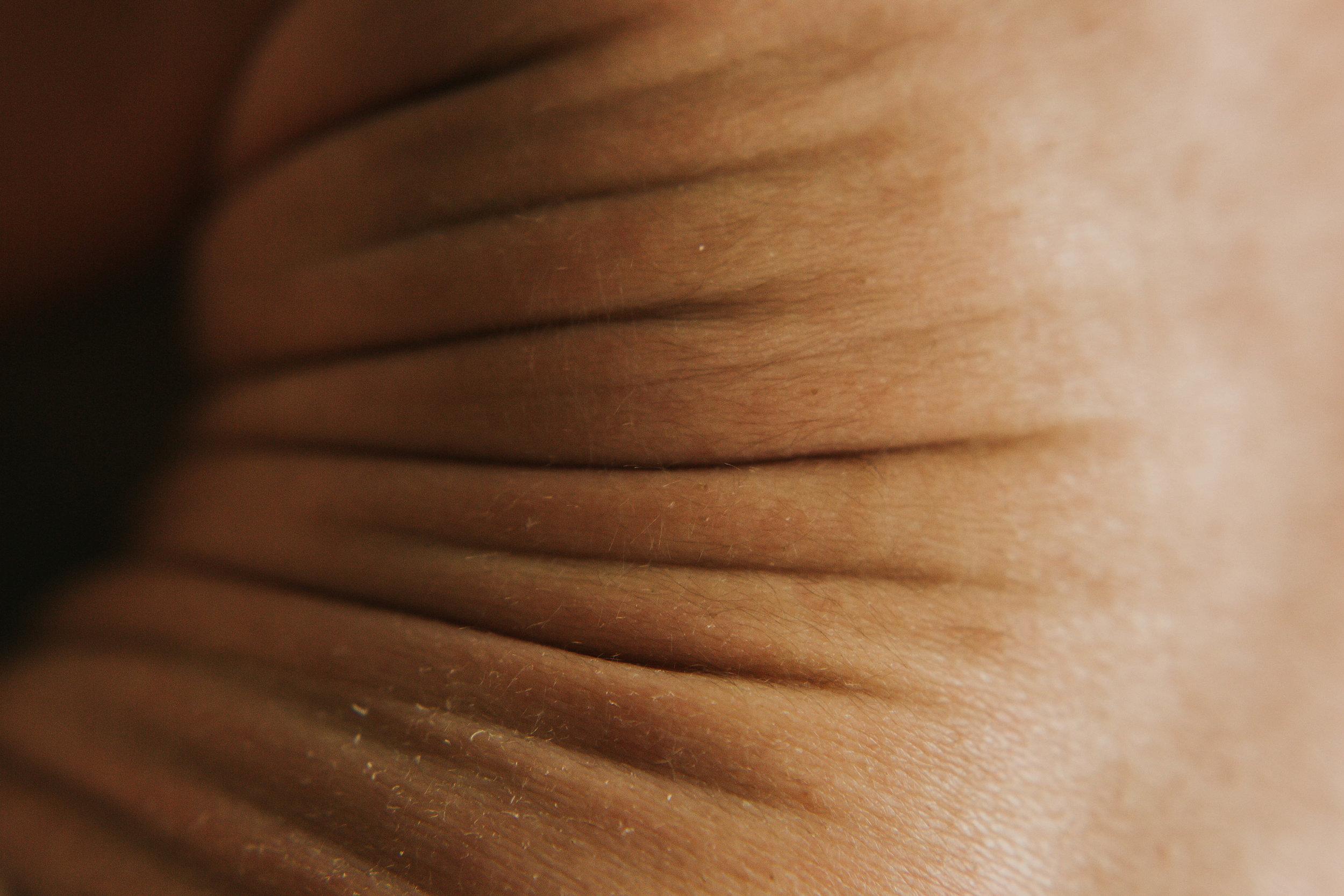 Baby Wrinkles  | Fairhope Newborn - Caitlen Babb Photography