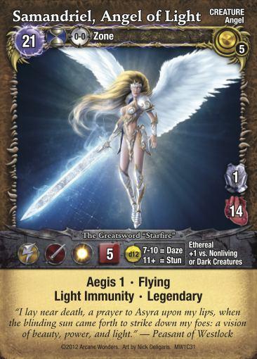 Mage Wars - Samandriel, Angel of Light.jpg