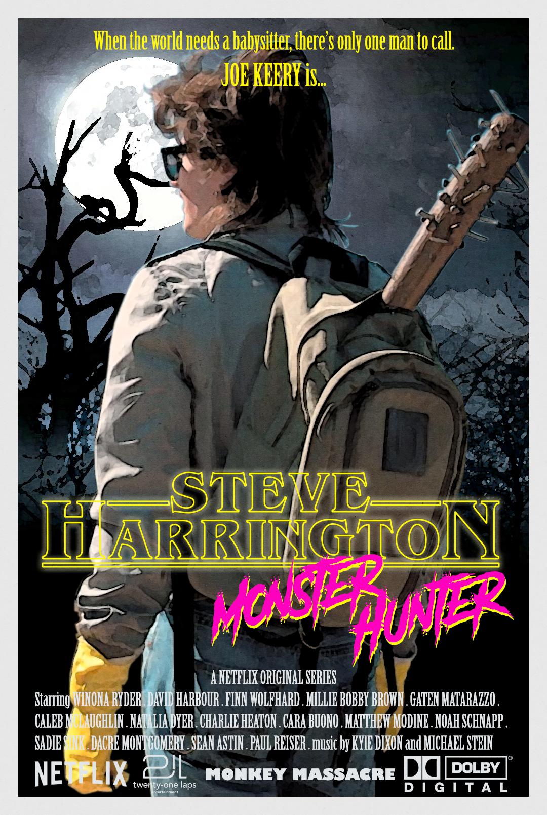 Steve Harrington - Monster Hunter.png