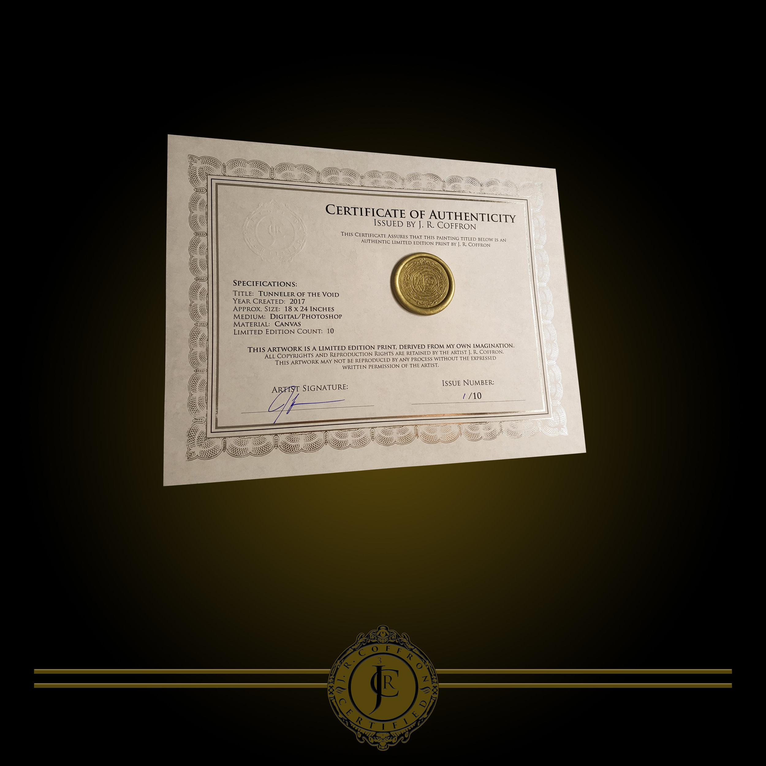 Tsillah_limitededion_certificate.jpg
