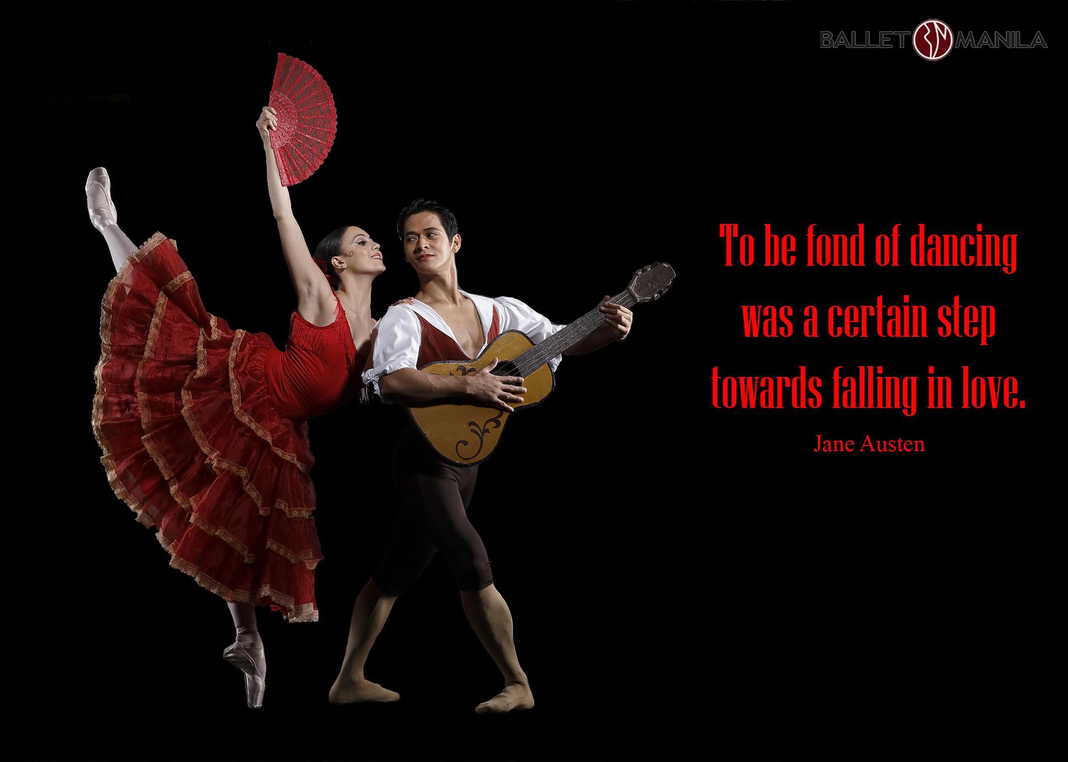 Talk about dance - Jane Austen .jpg