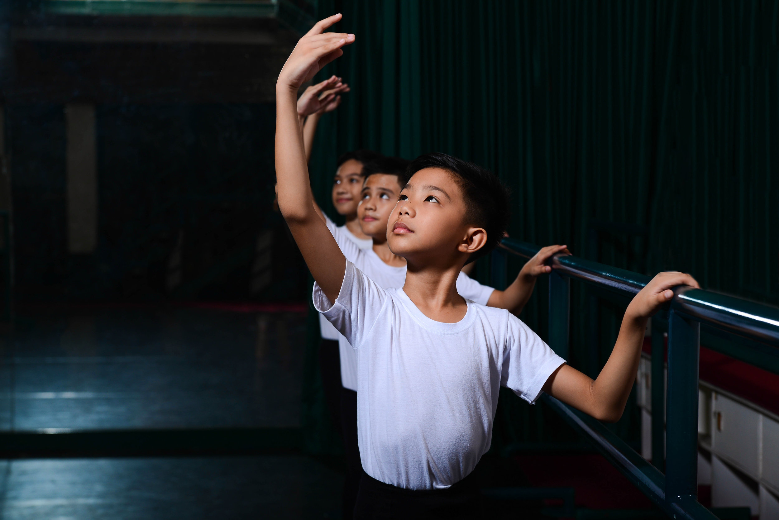 Ballet Dictionary: 5th Position (Arms) 1 - Ballet Manila Archives