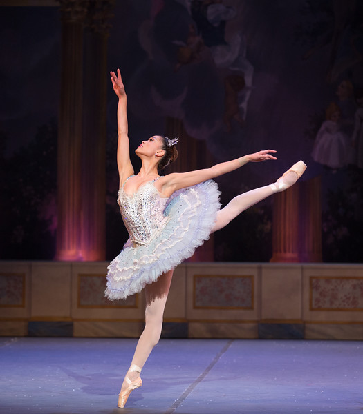 Lia Cirio, principal dancer of Boston Ballet