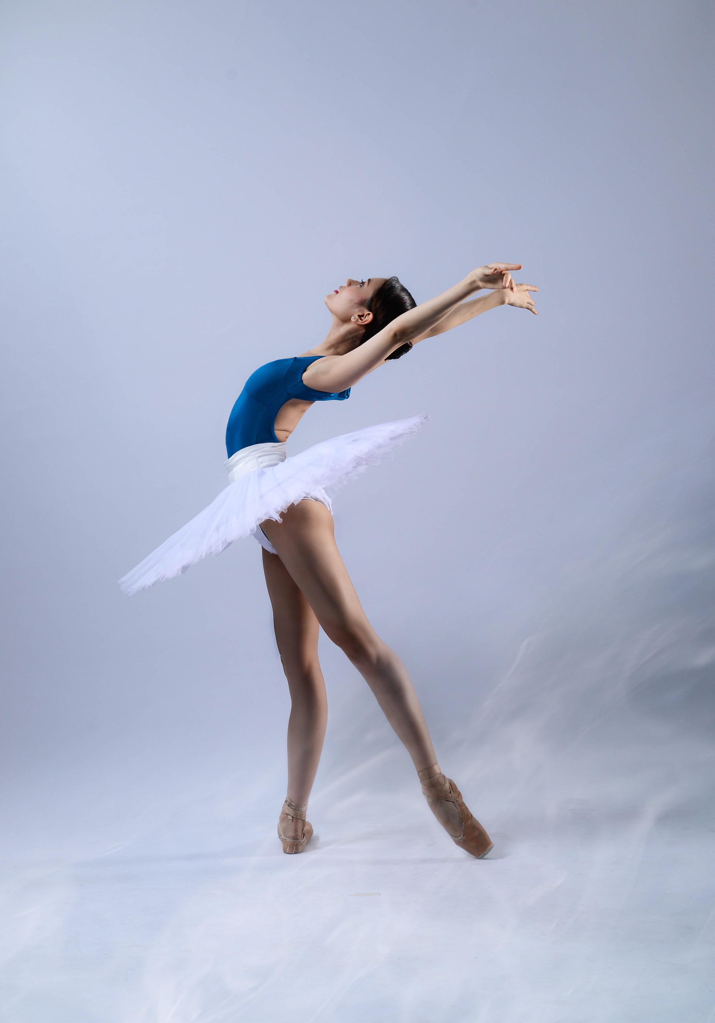 Ballet Dictionary: Cambré - Ballet Manila Archives