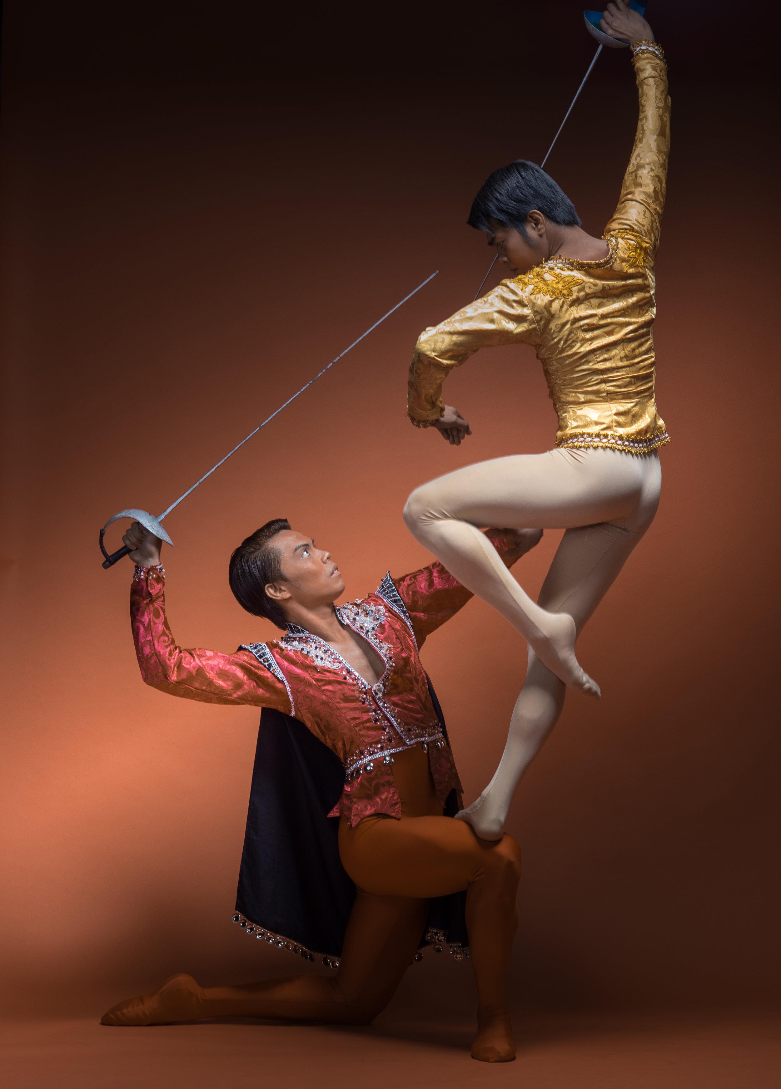 Romeo and Juliet Fantasy Overture  of Sergey Vikulov. Photo by Jojit Lorenzo