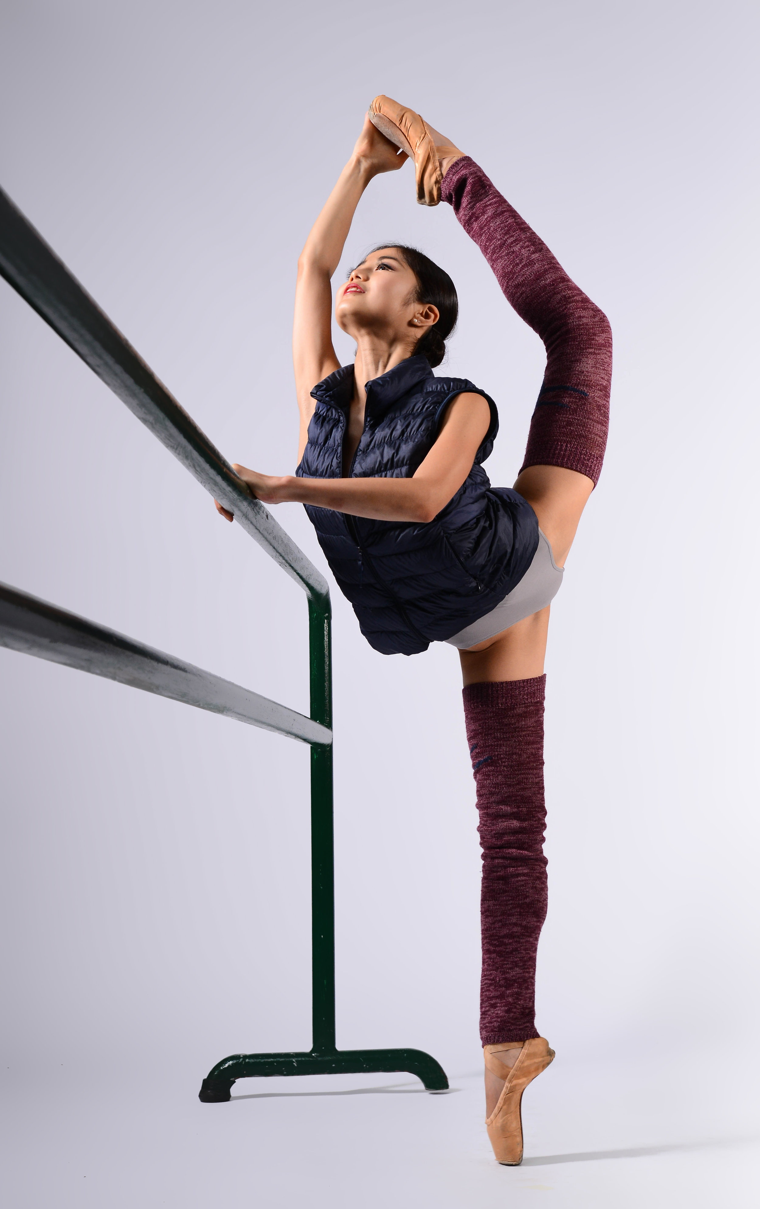 Ballet Dictionary: Stretching 1 - Ballet Manila Archives
