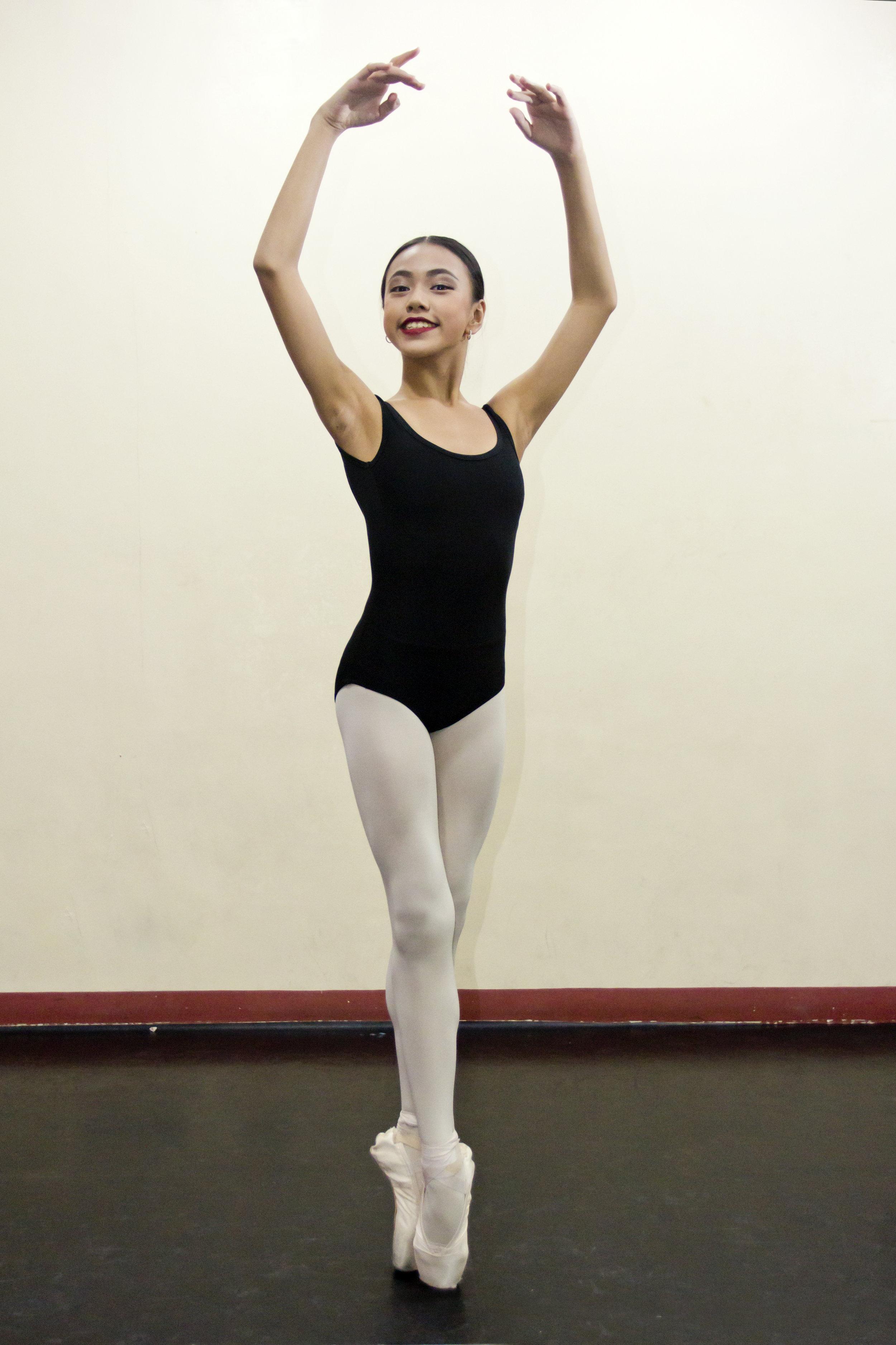 Loraine Gaile Jarlega