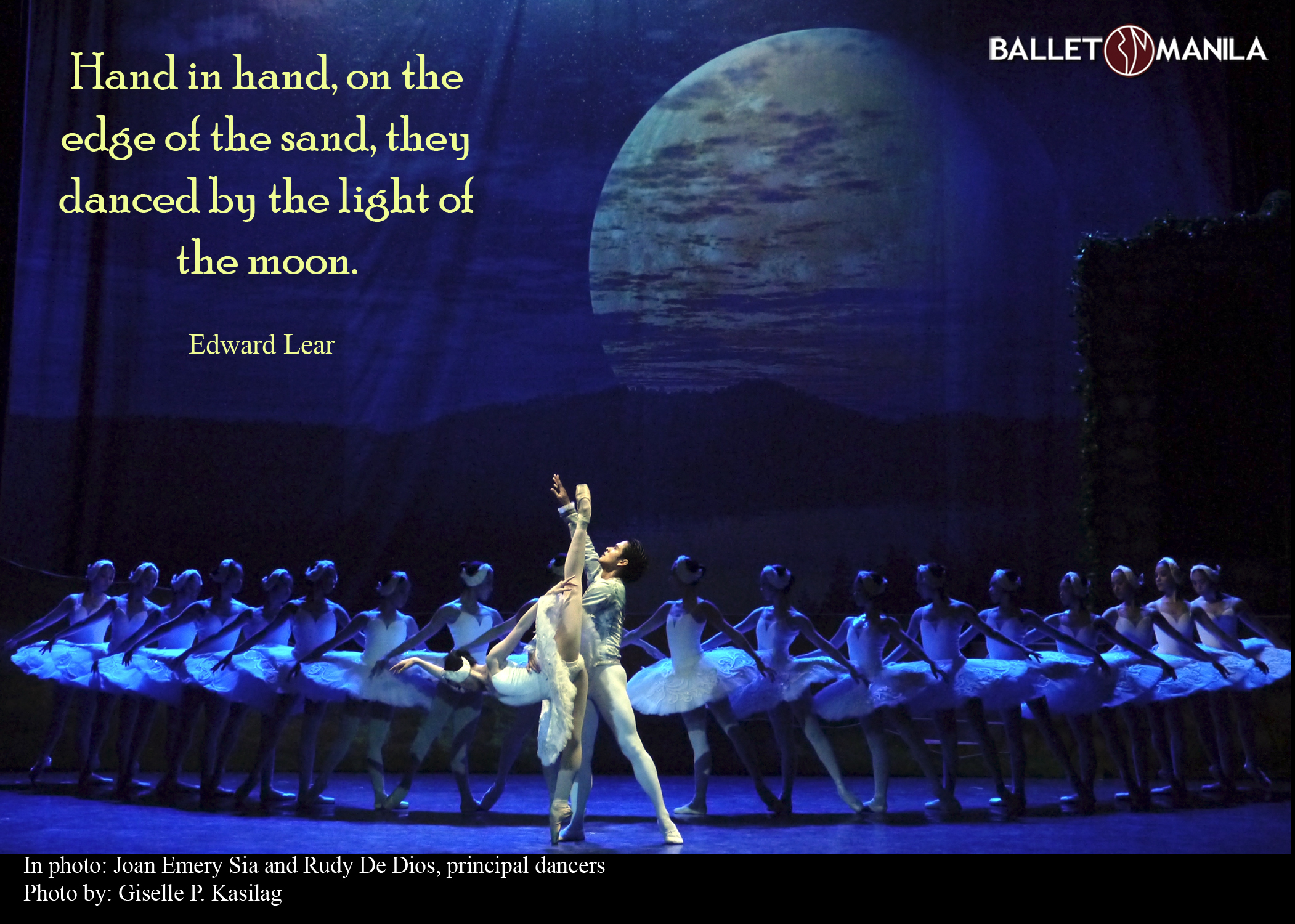 Talk about dance: Edward Lear - Ballet Manila Archives