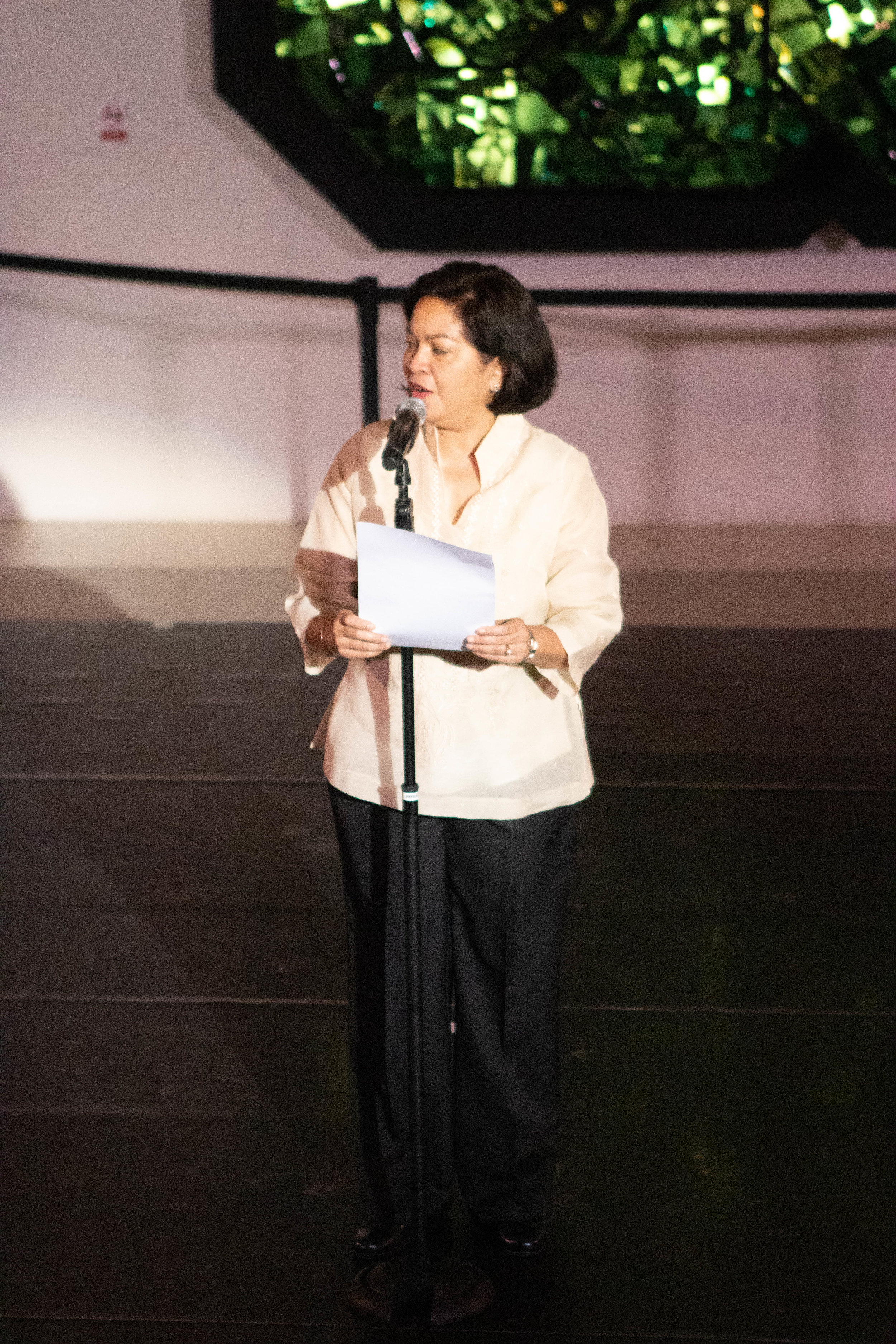 Dr. Ana P. Labrador, National Museum assistant director