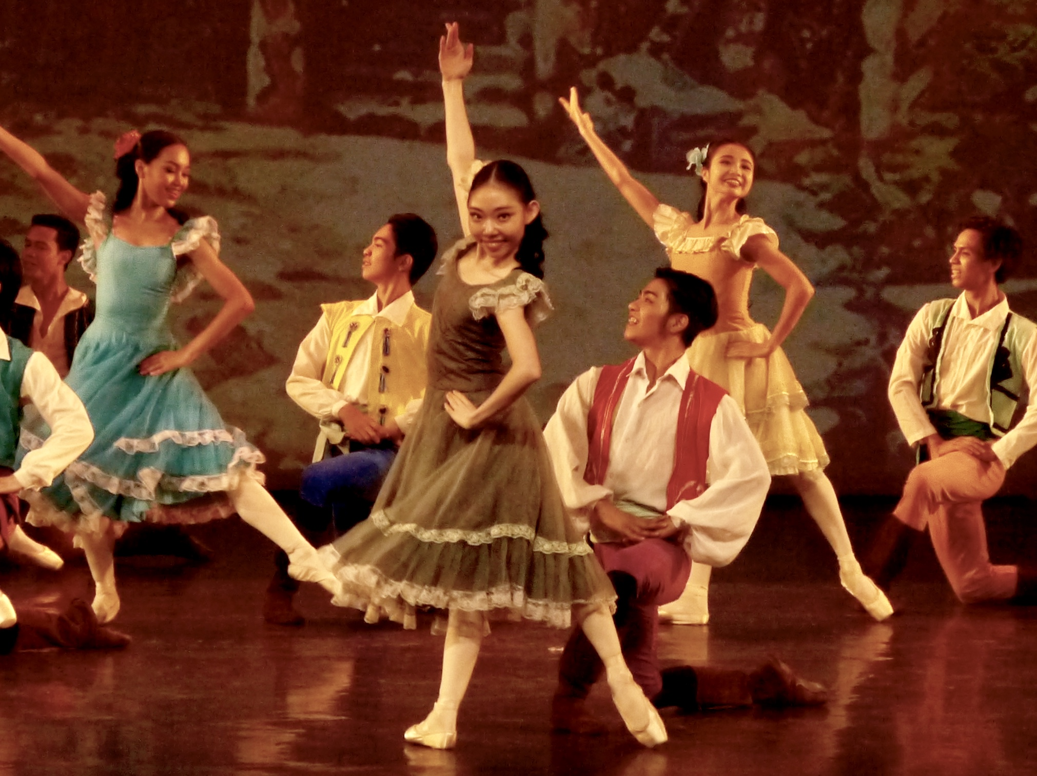 Kotomi Narai - With Ballet Manila since 2018