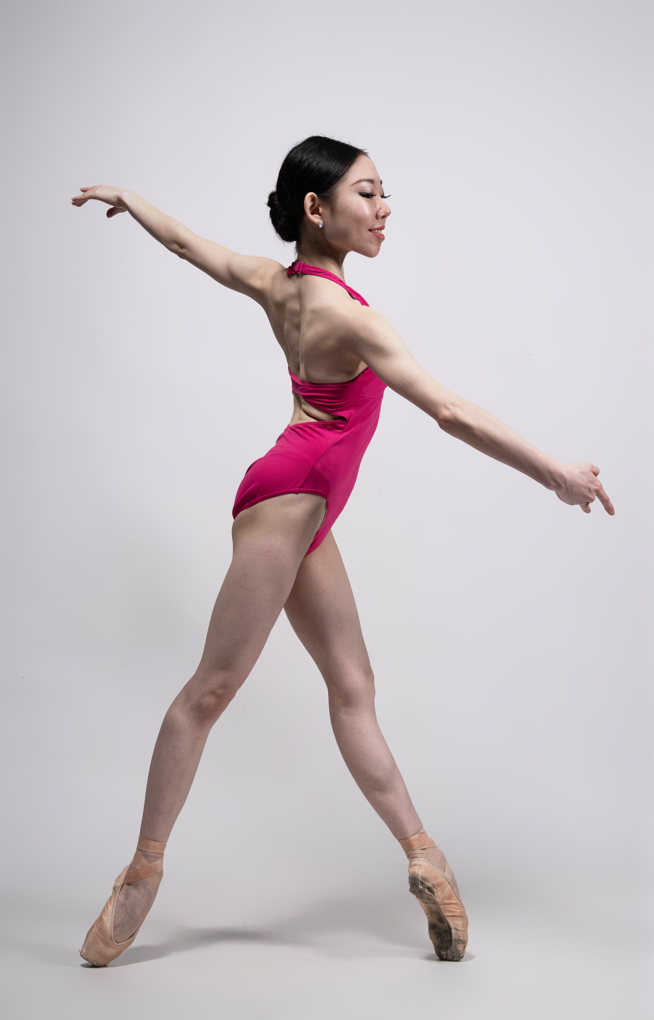 Ballet Dictionary: Effacé - Ballet Manila Archives