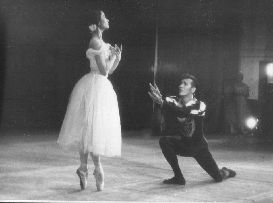 """Shaz was hailed as a """"ballerina's prince"""" for his extraordinary skill in partnering. He and Lisa Macuja danced as partners for 16 years."""