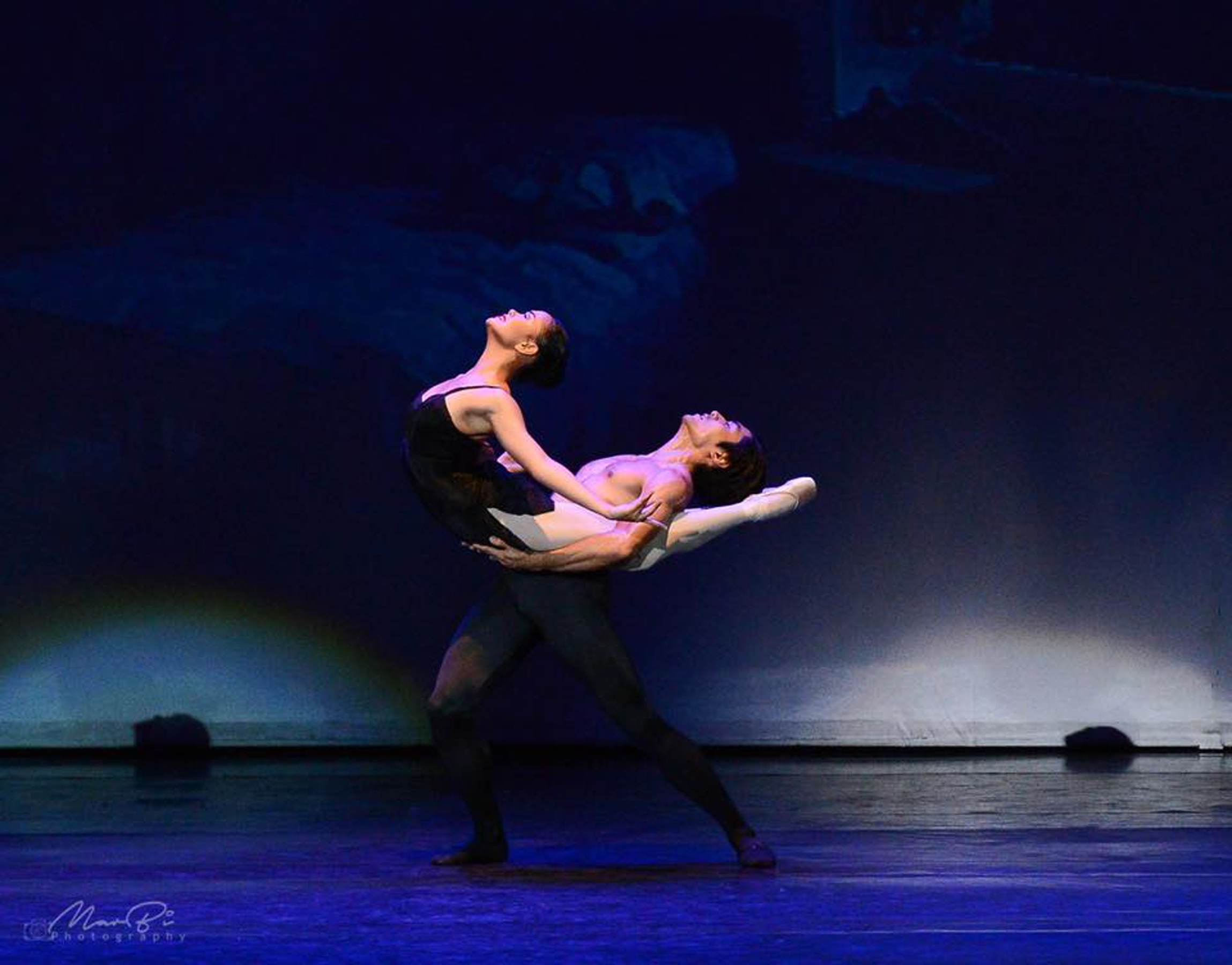 Dancing as the sultry temptress Carmen was a dream come true for Rissa May Camaclang who was partnered by principal artist Romeo Peralta as Don Jose. Photo by MarBi Photography