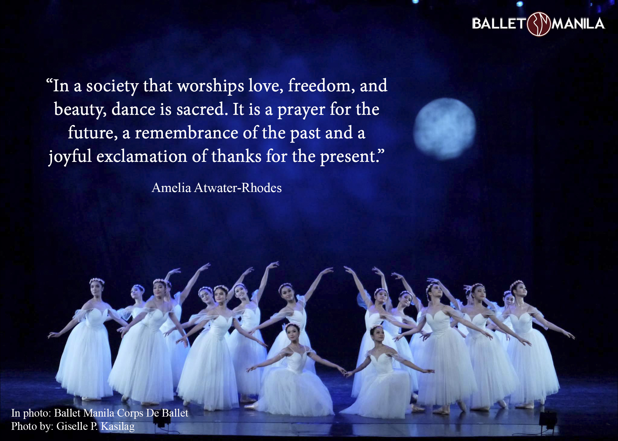 Talk about dance: Amelia Atwater-Rhodes 1 - Ballet Manila Archives