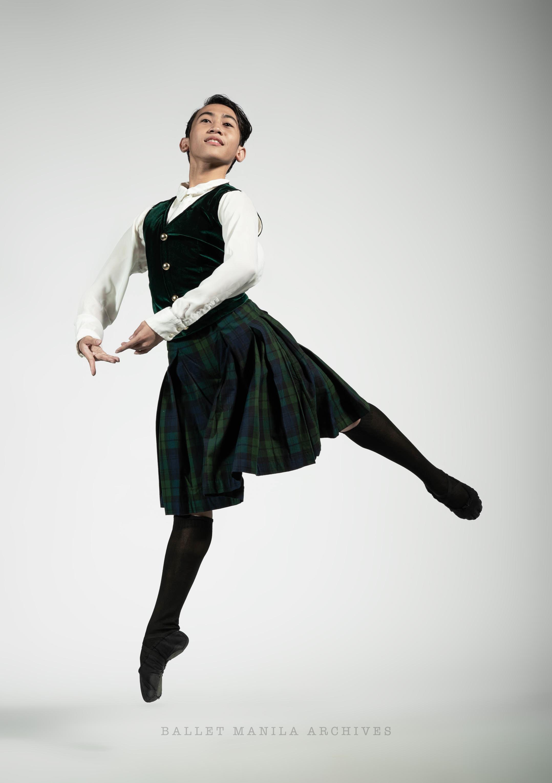 Ballet Dictionary: Kilt 1 - Ballet Manila Archives