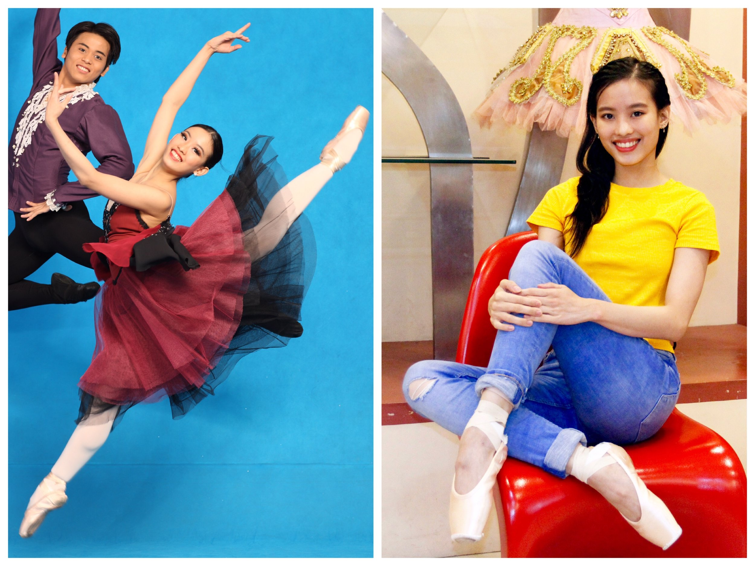 Ballet Manila artists: Then and now 1 - Ballet Manila Archives