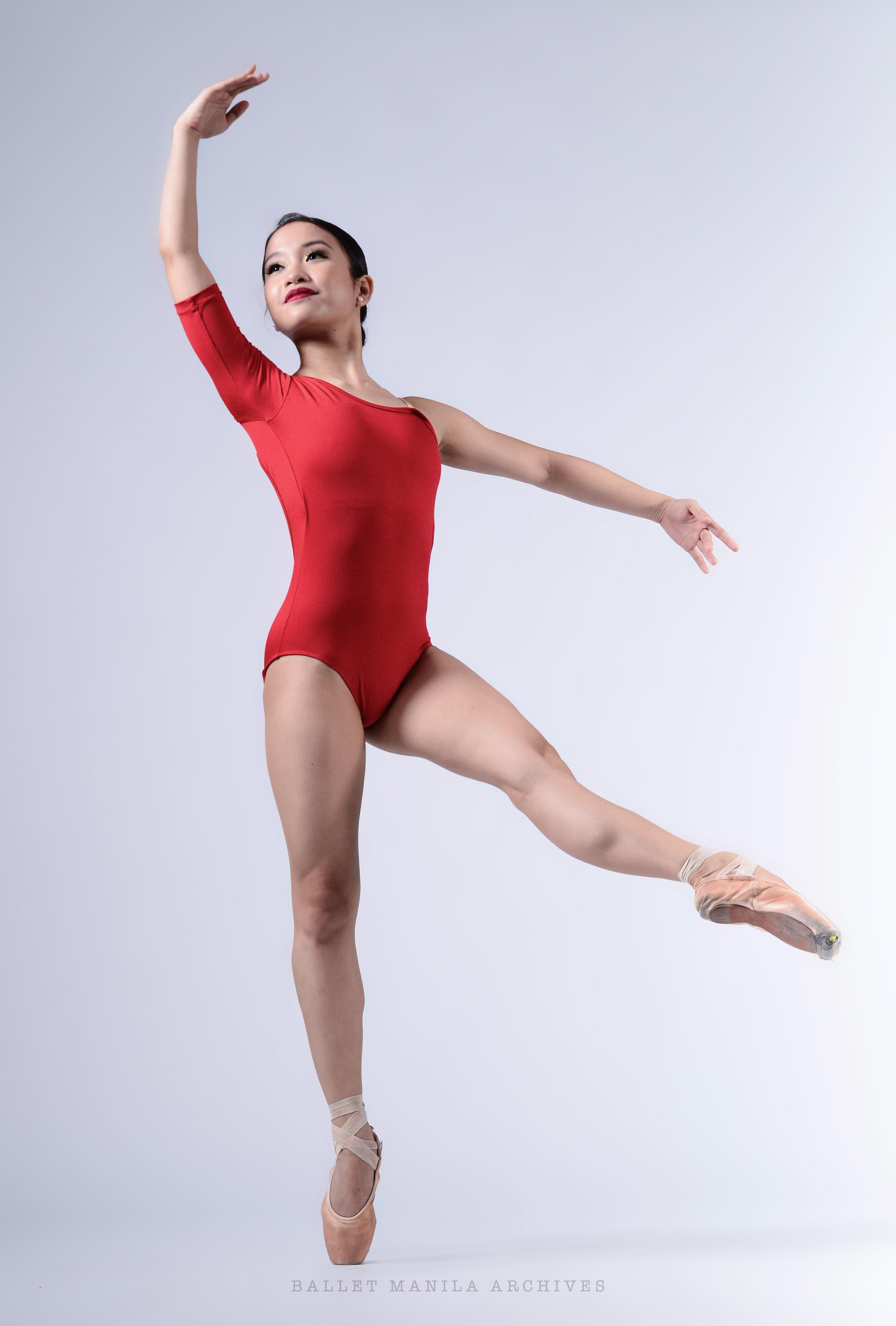 Ballet Dictionary: Piqué  1 - Ballet Manila Archives