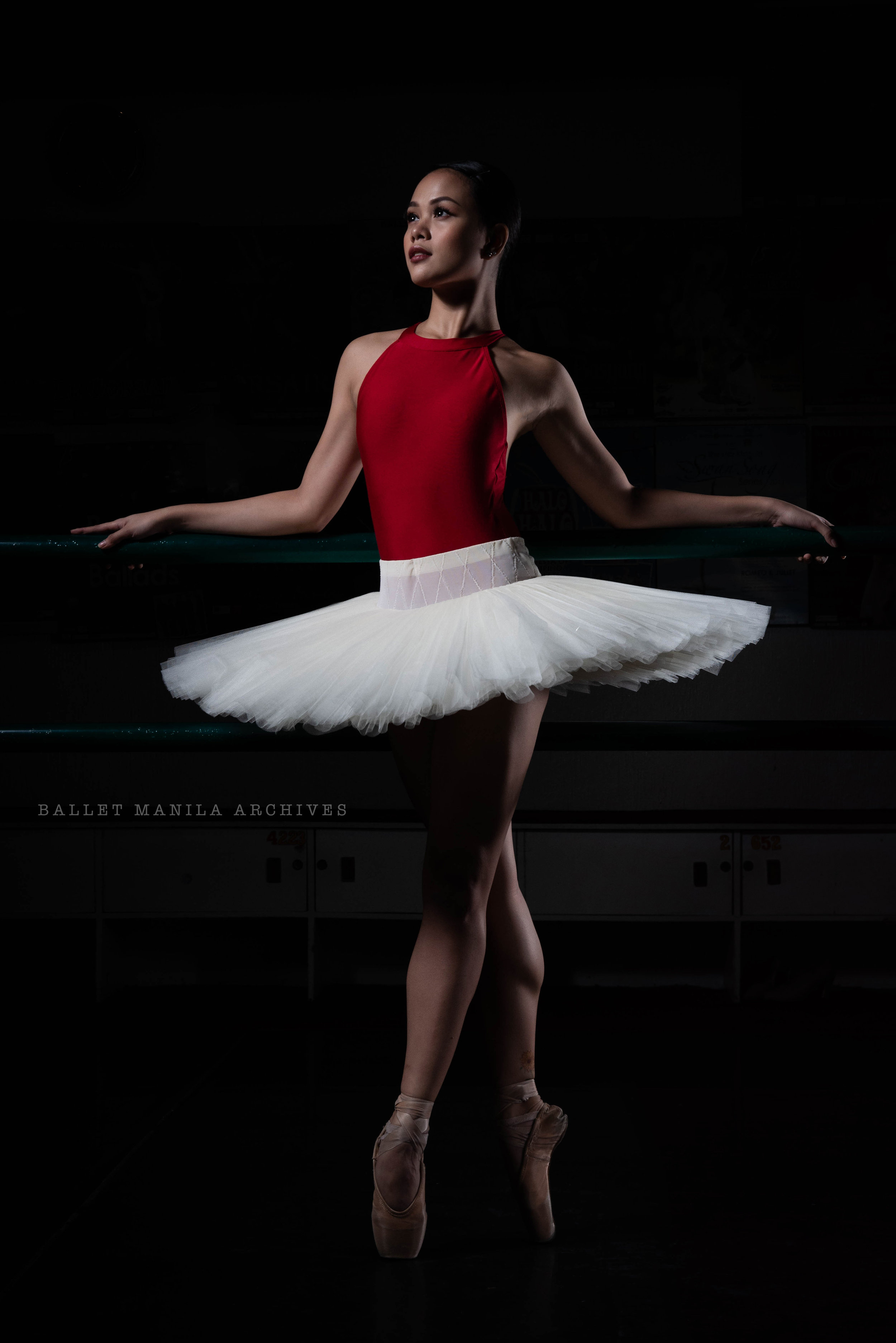 Ballet Dictionary: Practice Tutu 1 - Ballet Manila Archives