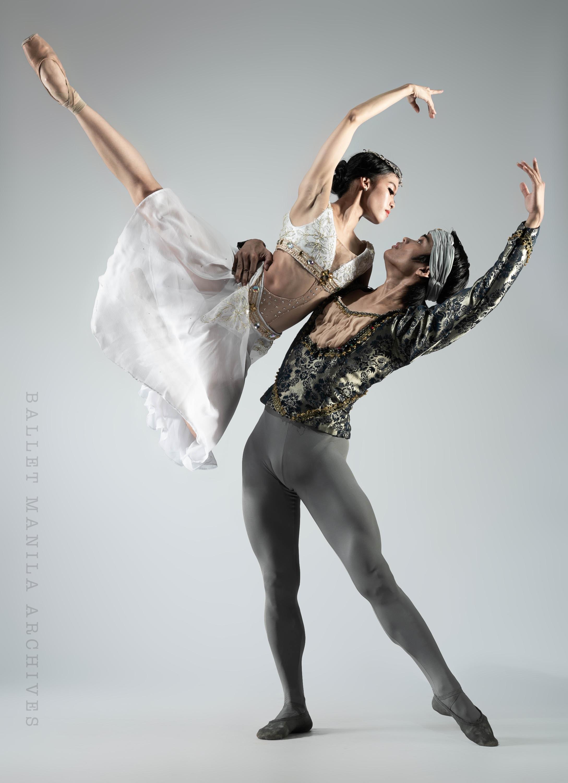 Ballet Dictionary: Pas de Deux 1 - Ballet Manila Archives