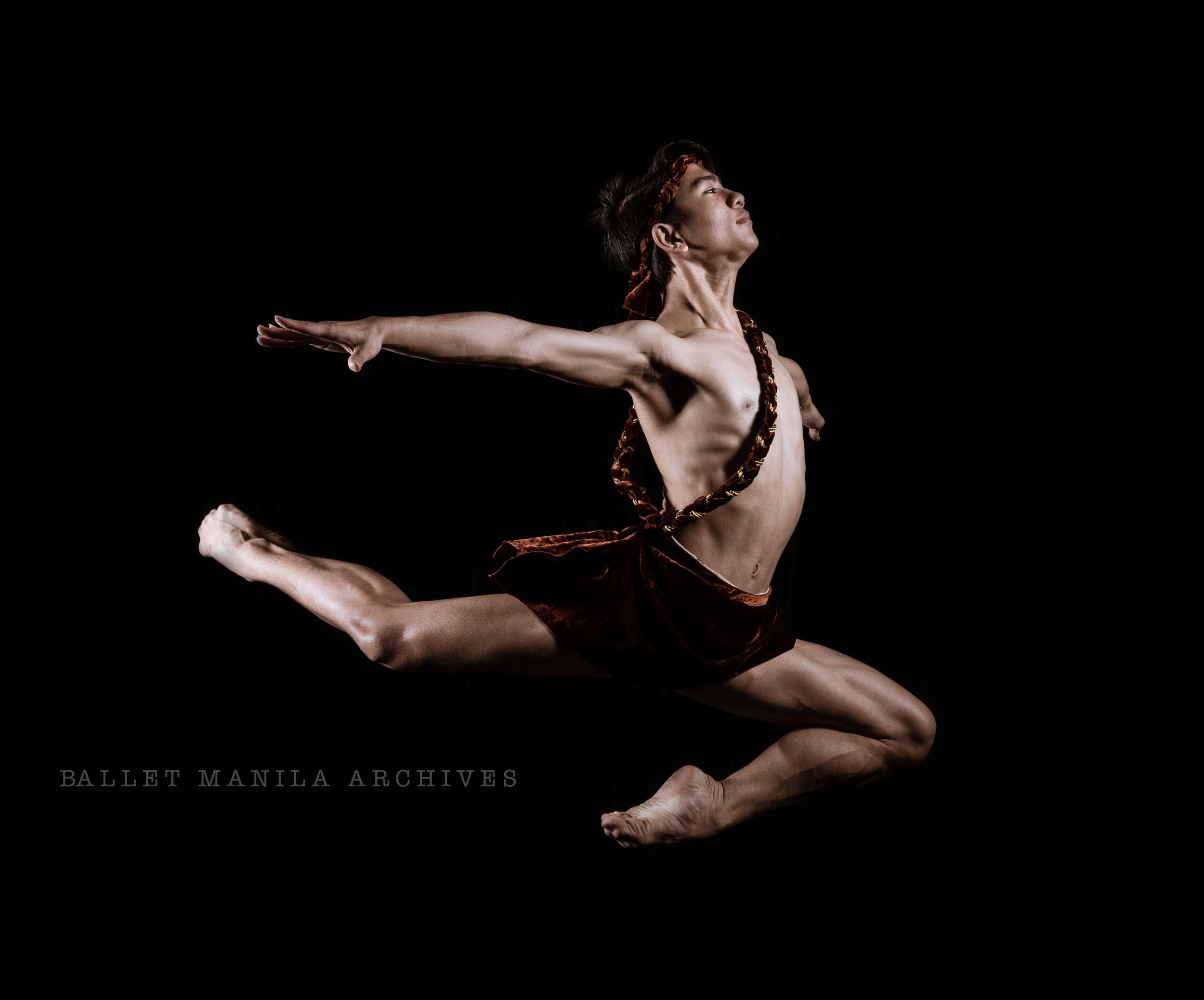 Ballet Dictionary: Bravura 1 - Ballet Manila Archives