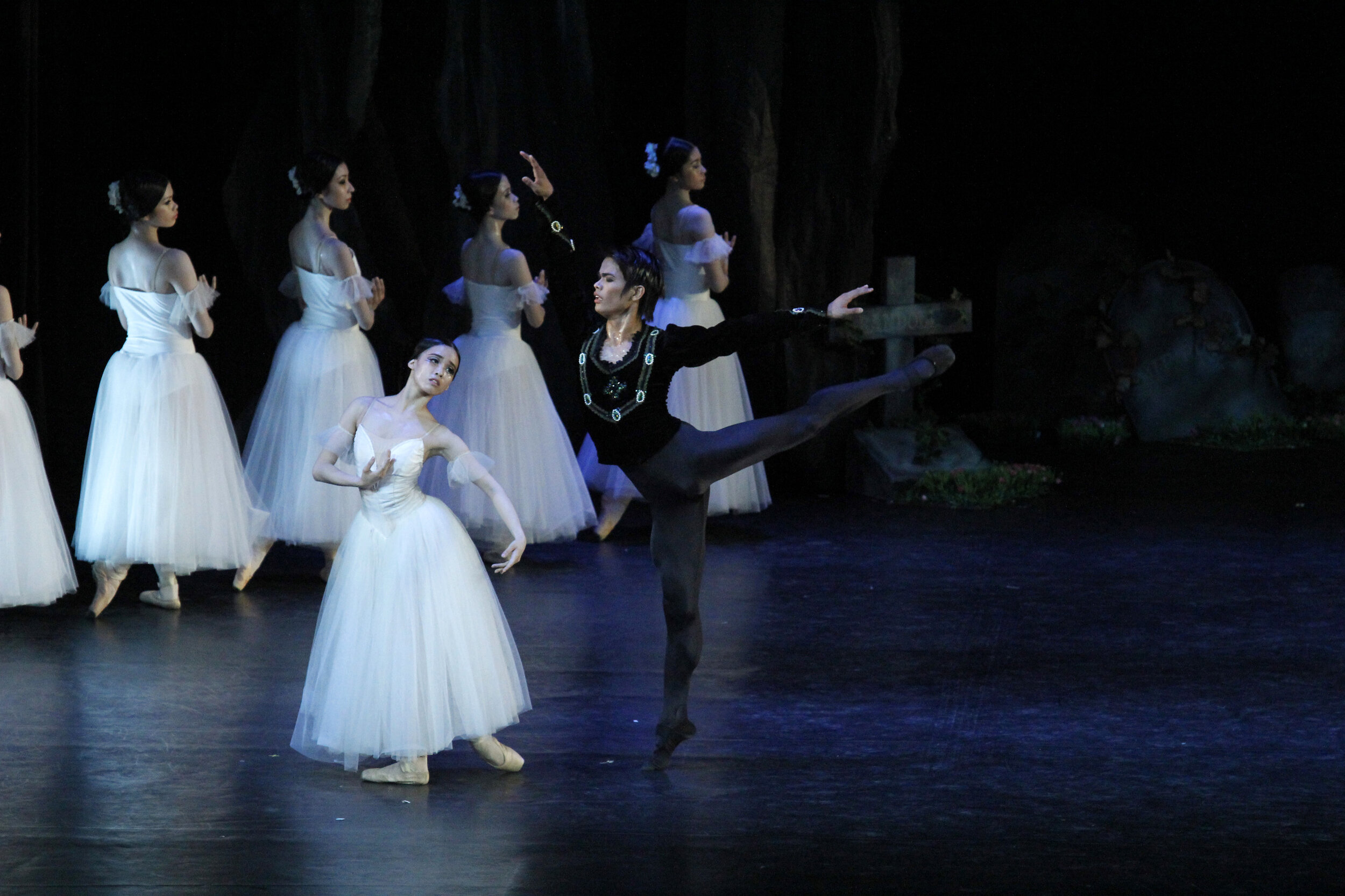 "For the 2019 staging of ""Giselle"", Joan Emery Sia will be partnered by fellow principal dancer Romeo Peralta Jr. while Elpidio Magat Jr. will be partnering fellow principal dancer Abigail Oliveiro"