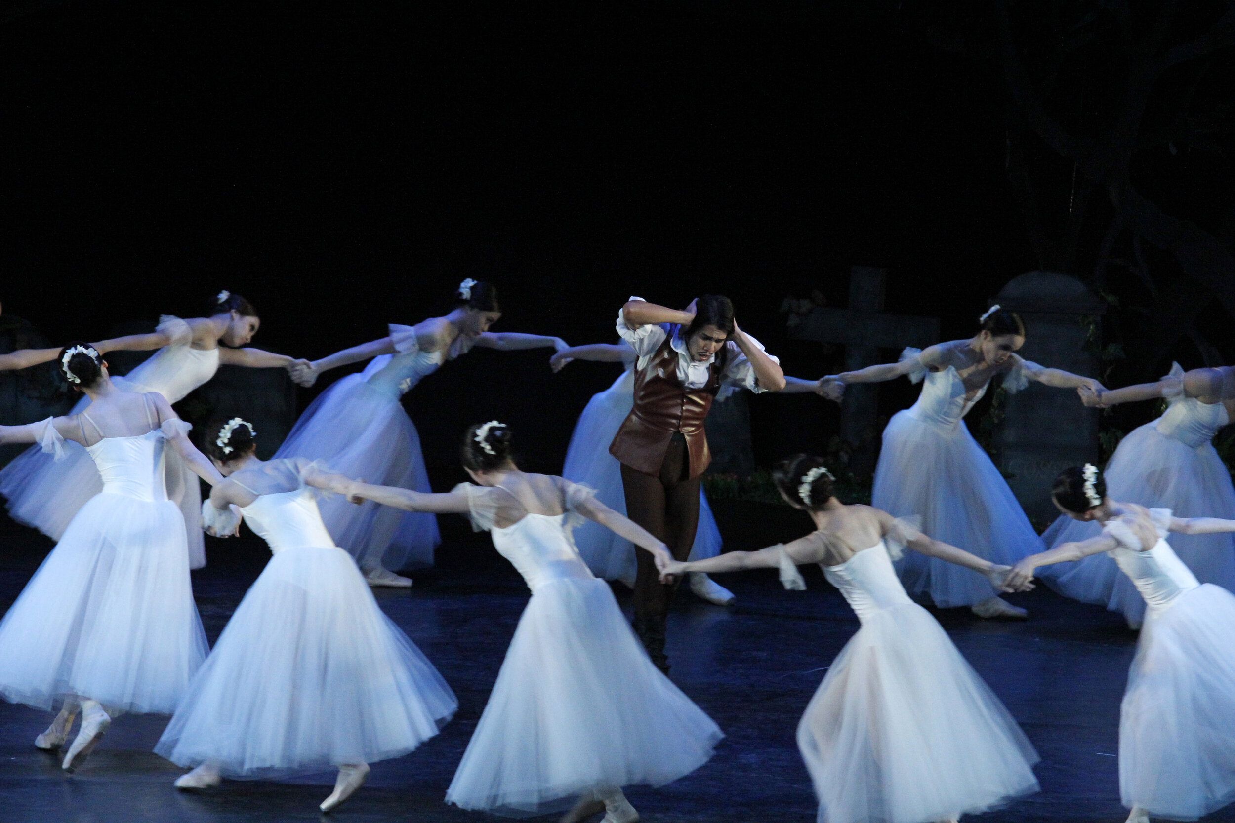 "Francis Cascano took on the role of Hilarion in the 2012 staging of ""Giselle"""