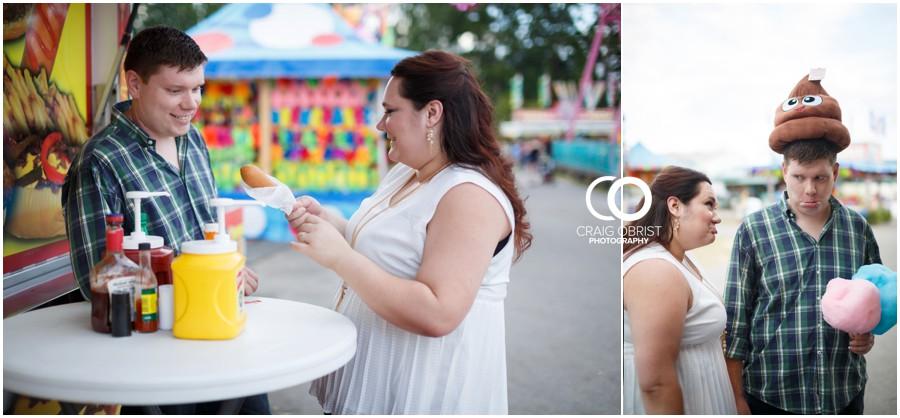 Gwinnett County Fair Engagement Portraits Ferris Wheel_0019.jpg