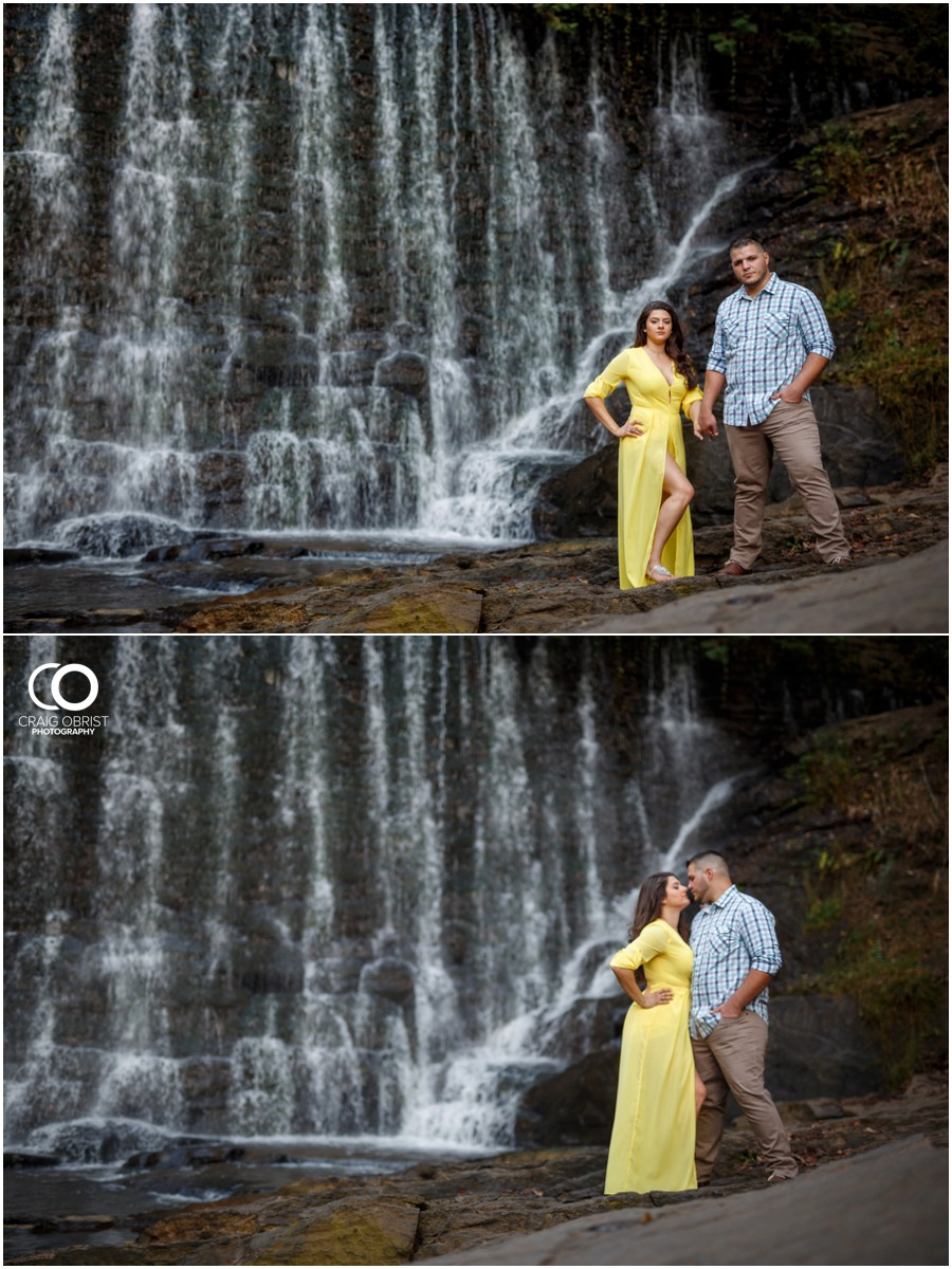 Waterfall Engagement Portraits Georgia_0003.jpg