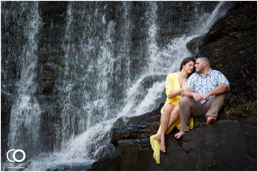 Waterfall Engagement Portraits Georgia_0006.jpg