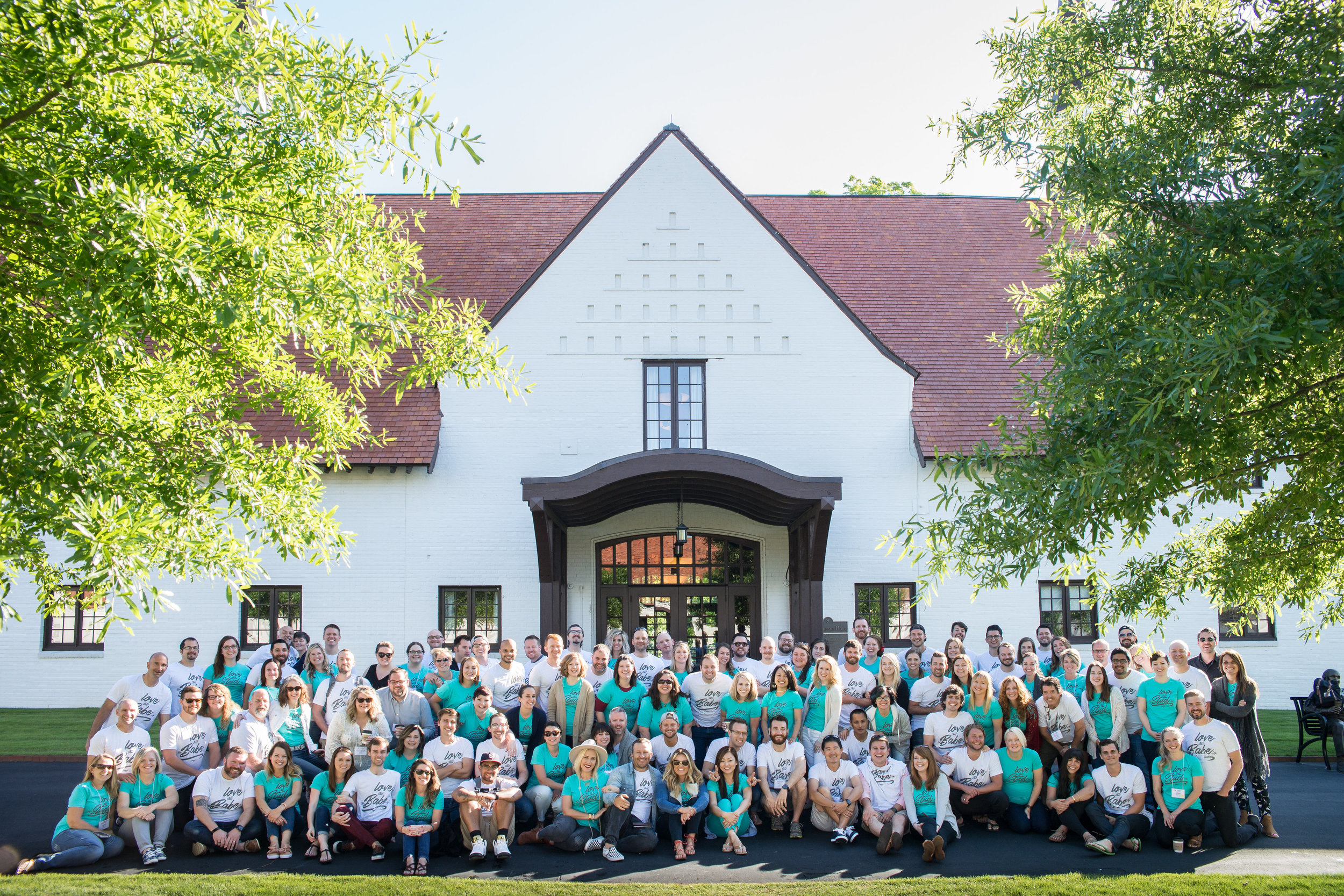 Connect Retreat 2017 Group PIC! Thank you,  Allen and Carol Photography !