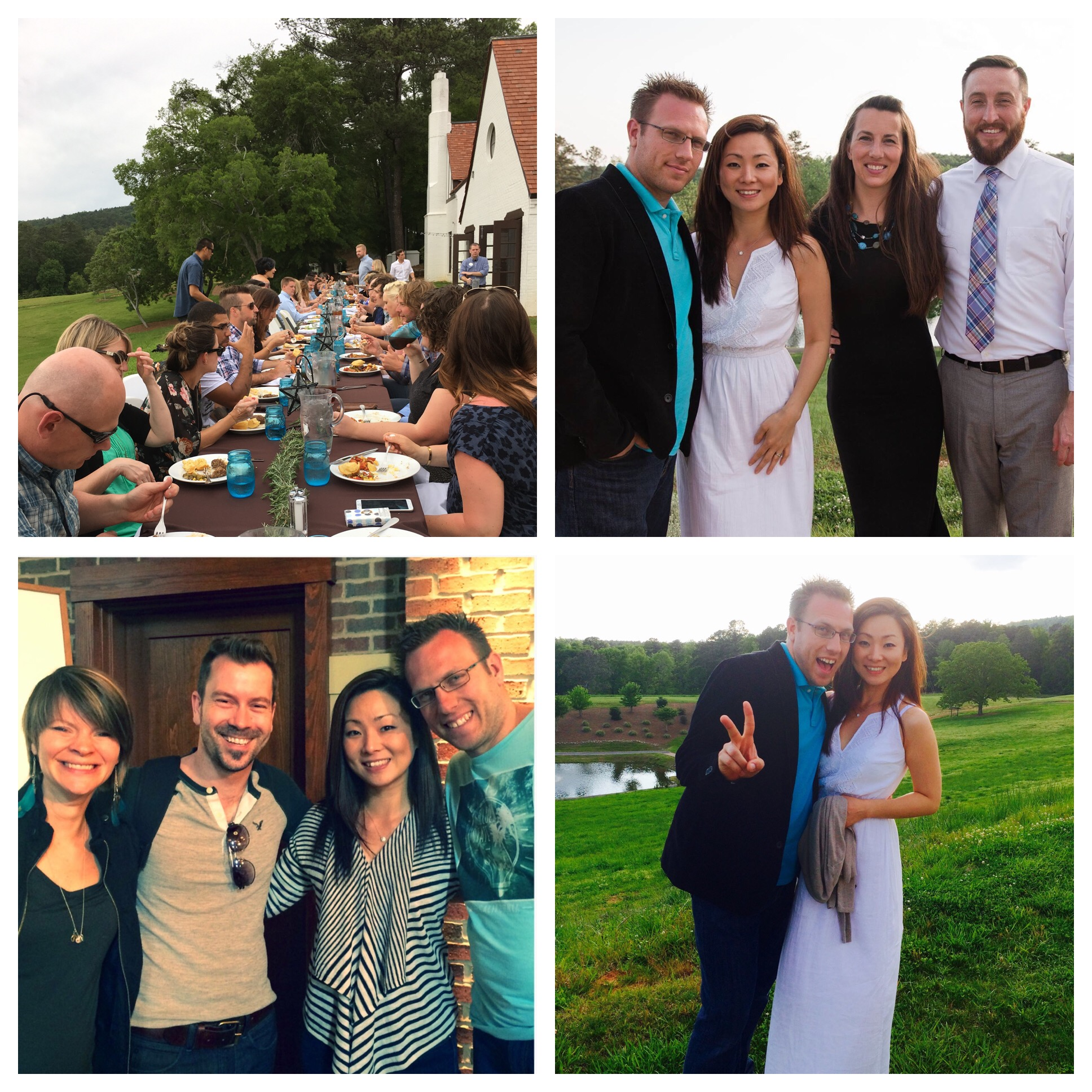 A few pics from 2015, our first Connect Retreat!