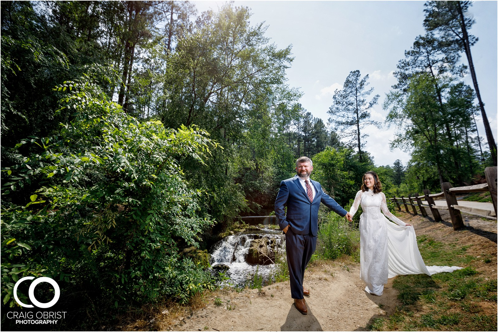 Savannah River Rapids Augusta Rain Buckhead Engagement Portraits_0012.jpg