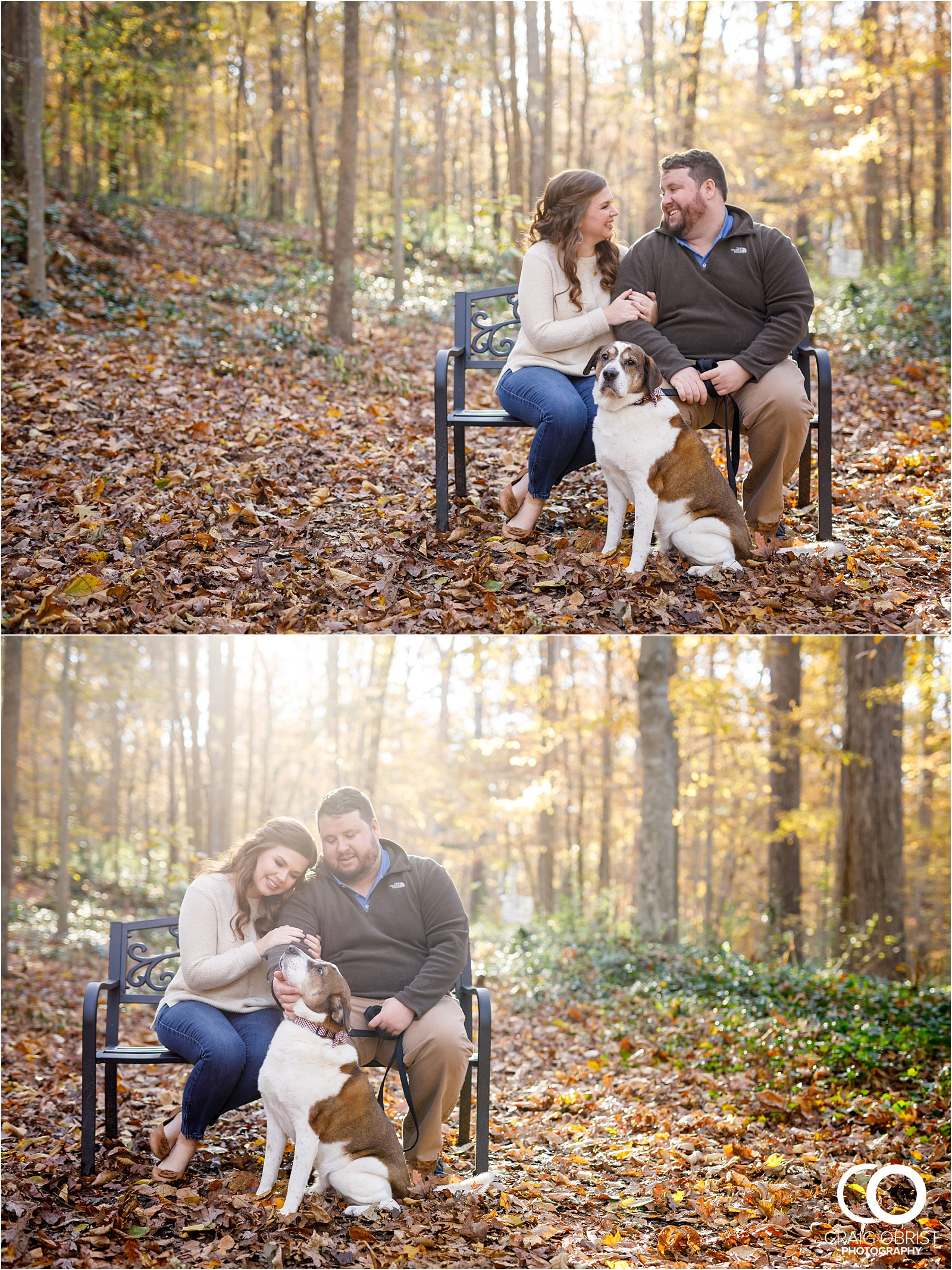 Cator Woolford Gardens Piedmont Park Engagement Portraits_0010.jpg