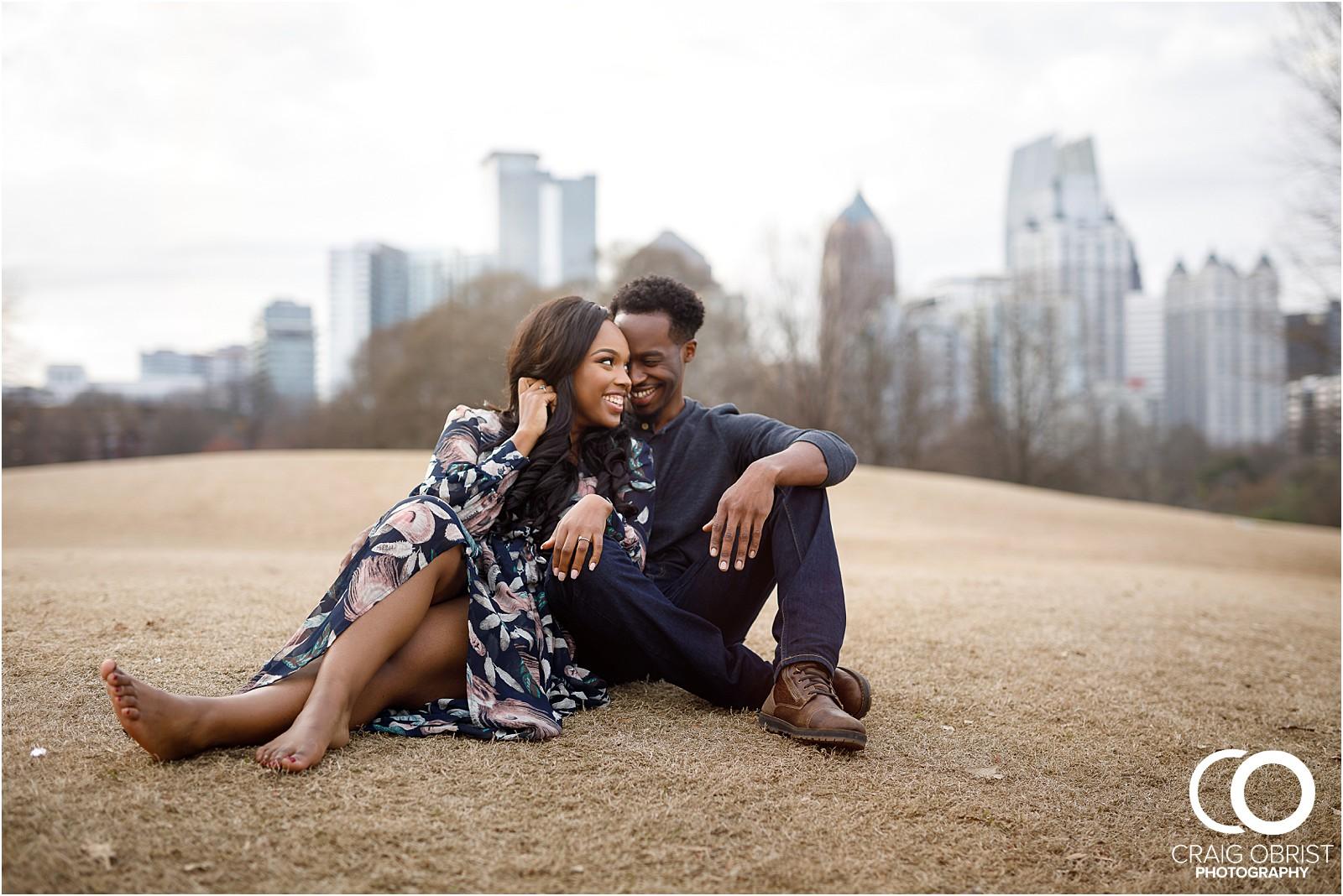 Piedmont Park Atlanta Skyline Engagement Portraits_0018-1.jpg