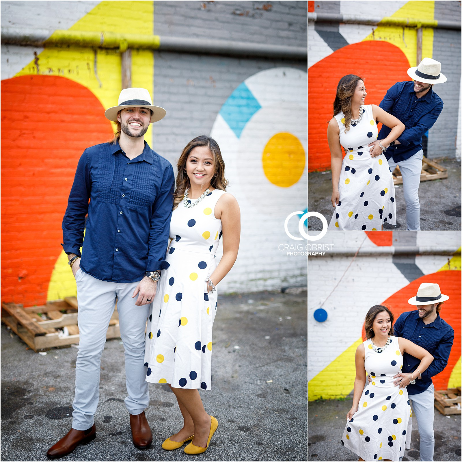 Ponce city Market beltline ventanas wedding portraits_0001.jpg