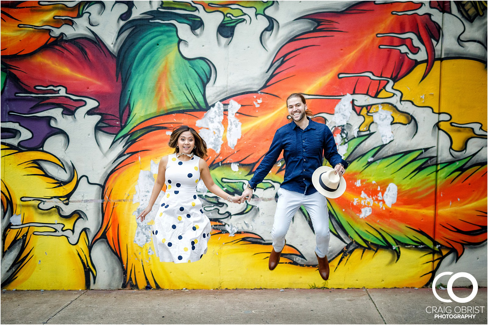 Ponce city Market beltline ventanas wedding portraits_0013.jpg