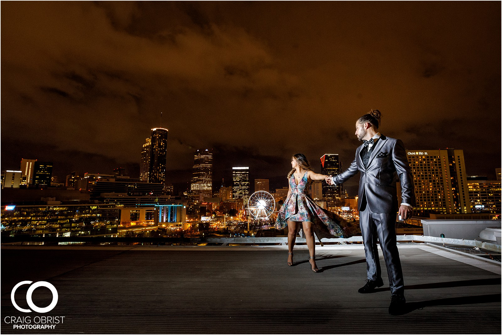 Ponce city Market beltline ventanas wedding portraits_0020.jpg