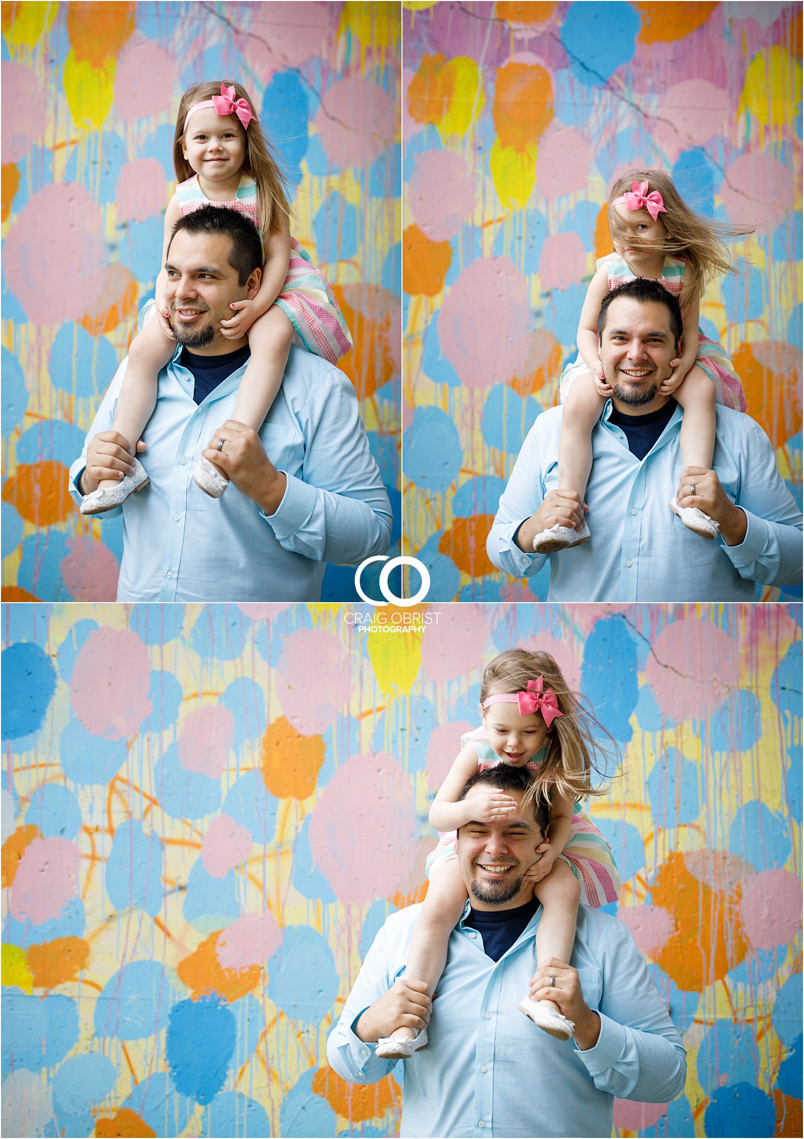 Piedmont Park Atlanta Beltline Ponce City Market Family Adoption Portraits_0007.jpg