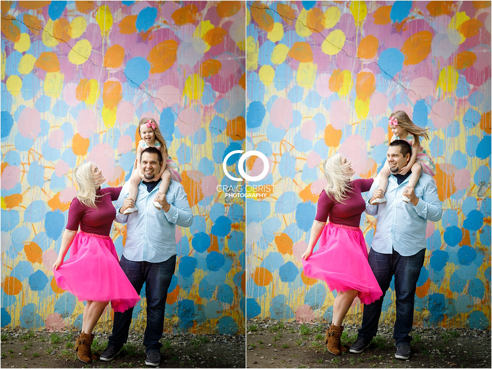 Piedmont Park Atlanta Beltline Ponce City Market Family Adoption Portraits_0008.jpg