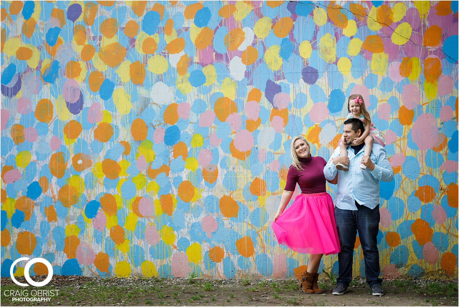 Piedmont Park Atlanta Beltline Ponce City Market Family Adoption Portraits_0009.jpg
