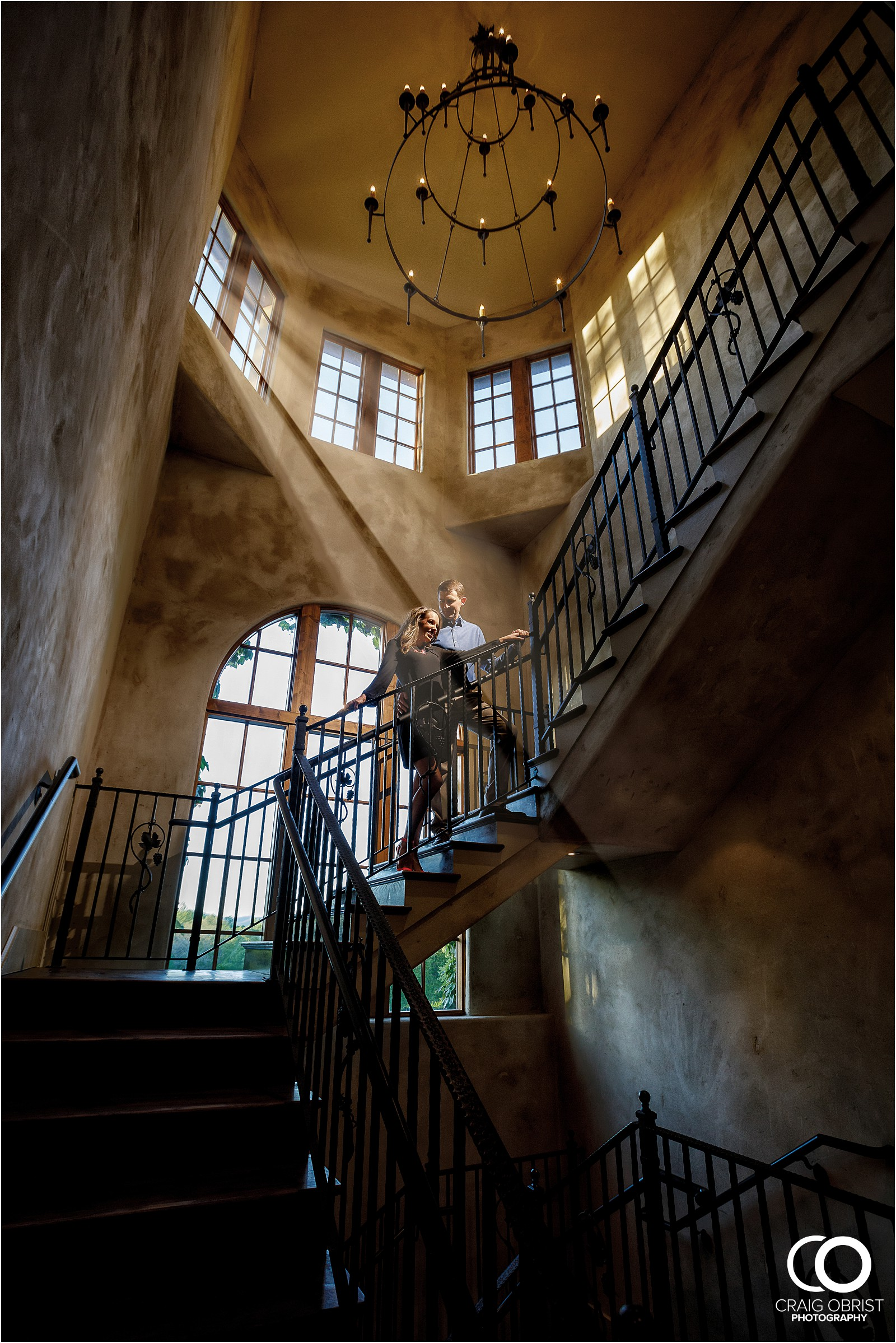 Montaluce Winery Vinyard Engagement Portraits_0026.jpg